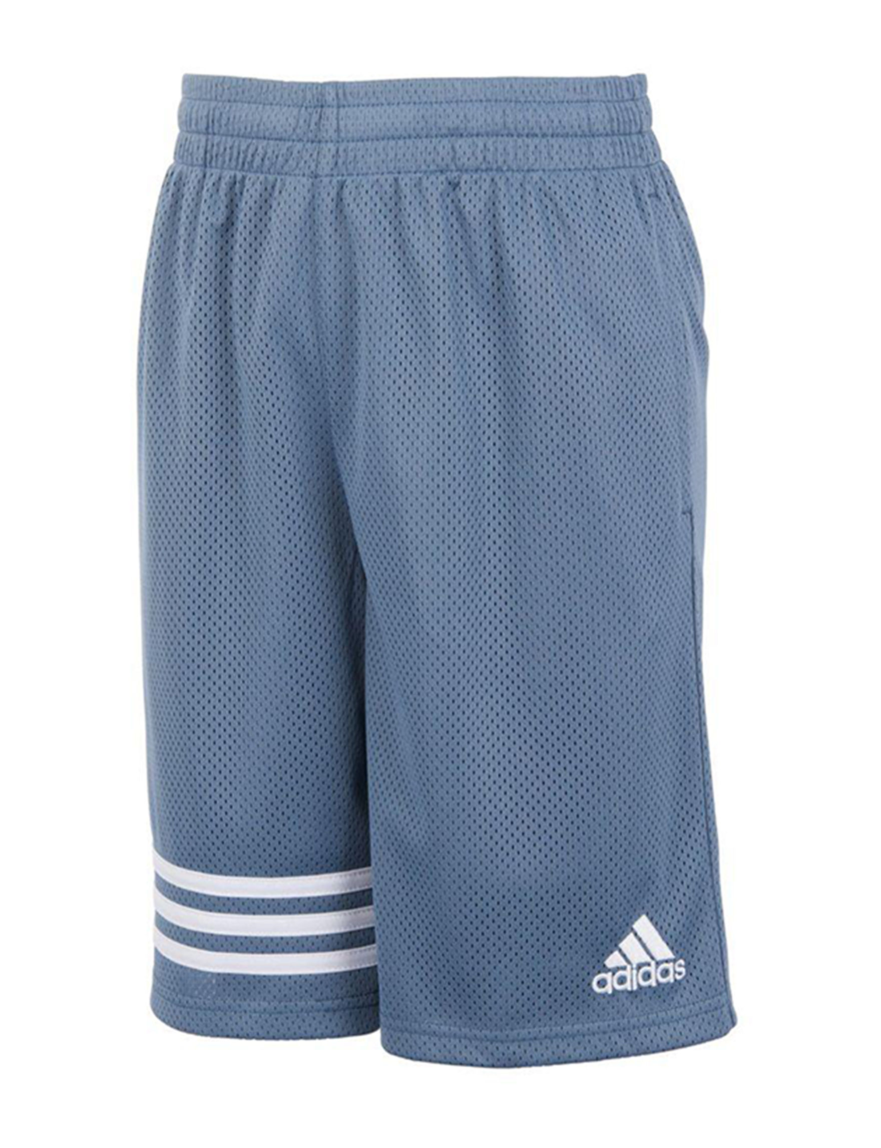 Adidas Blue / White Relaxed