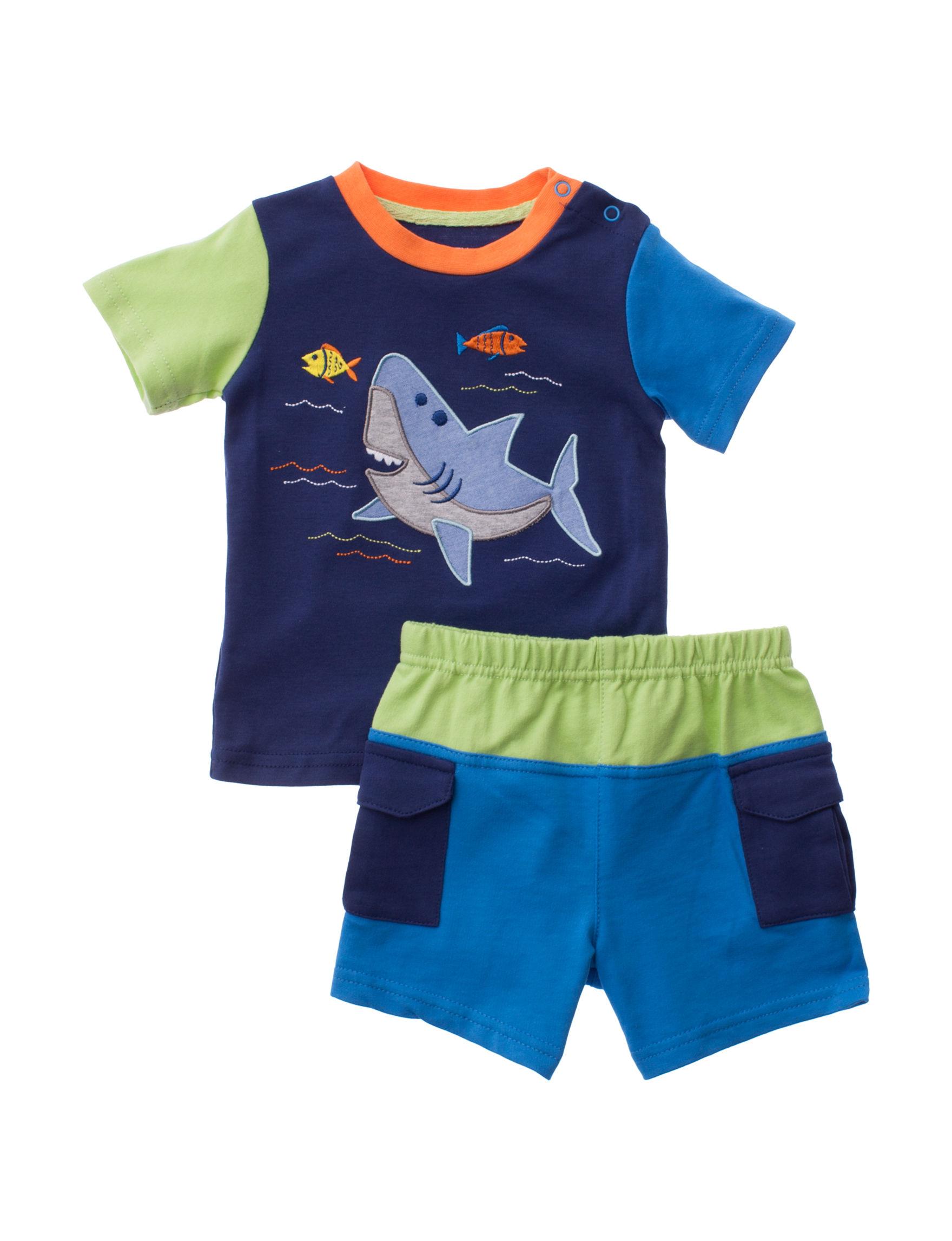 Baby Essentials Navy
