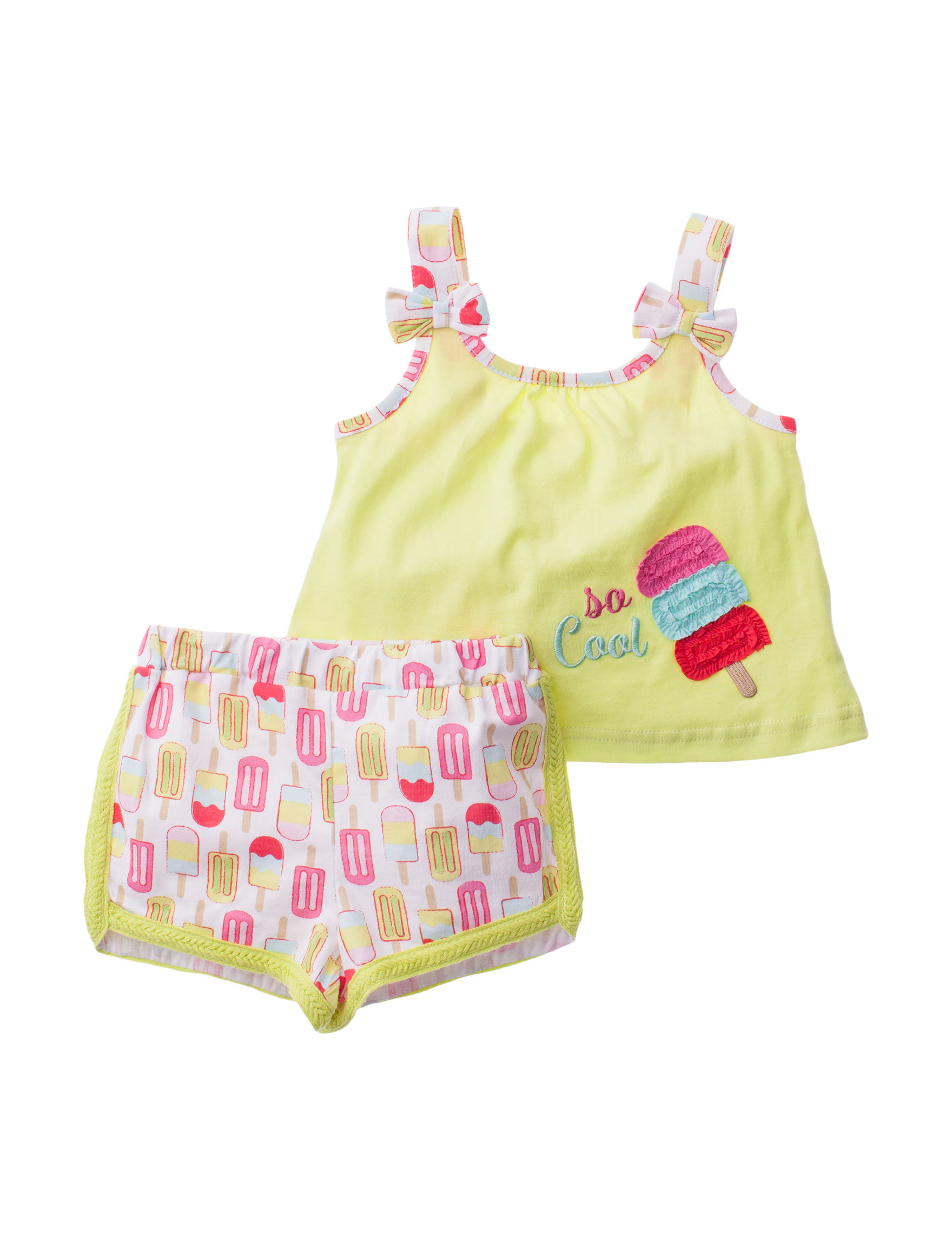 Baby Essentials Lime