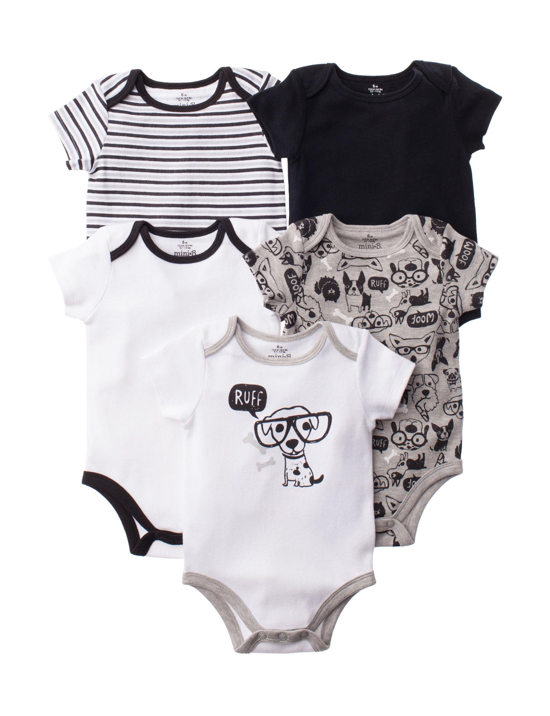 Baby Starters White / Multi