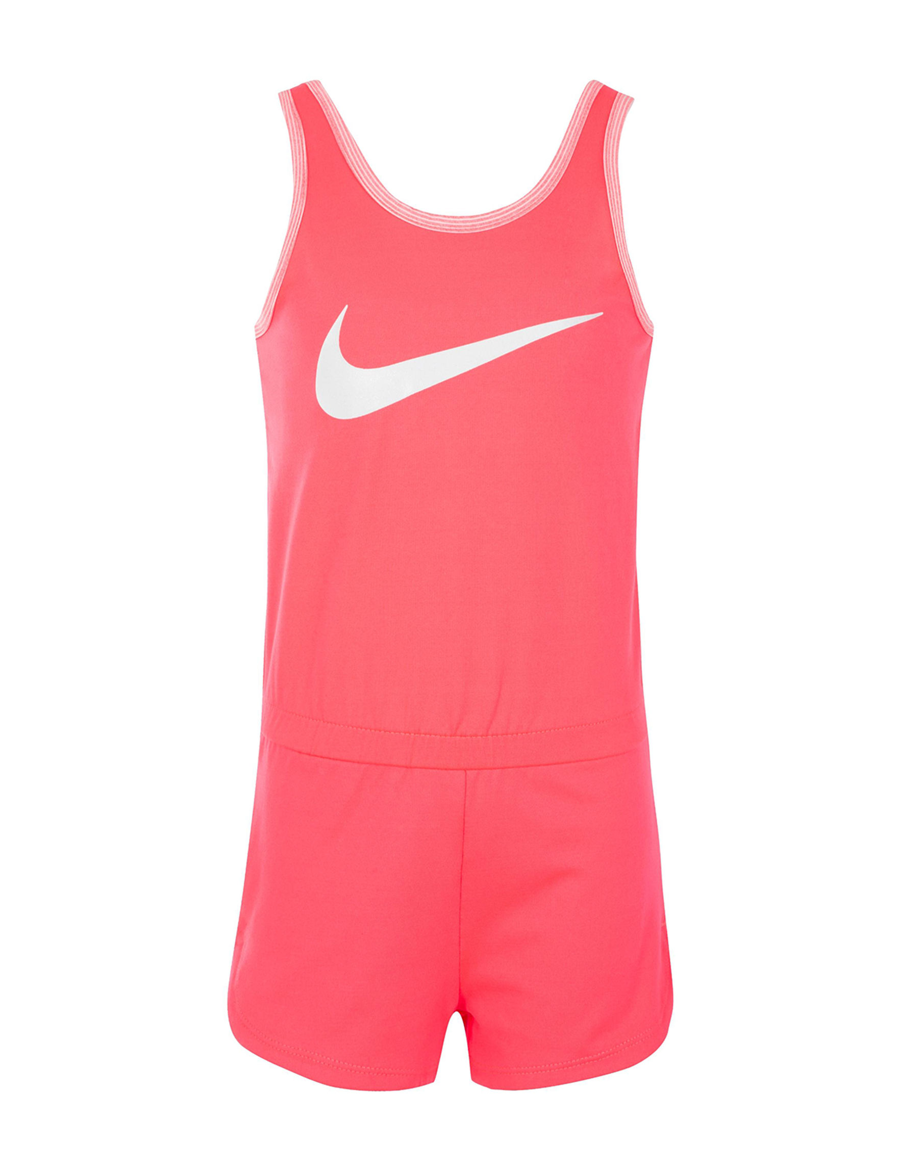 Nike Pink Stretch