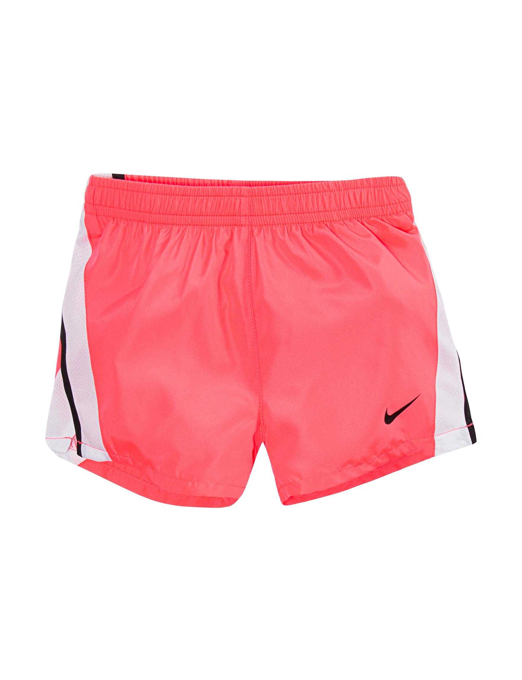 Nike Pink Soft Shorts