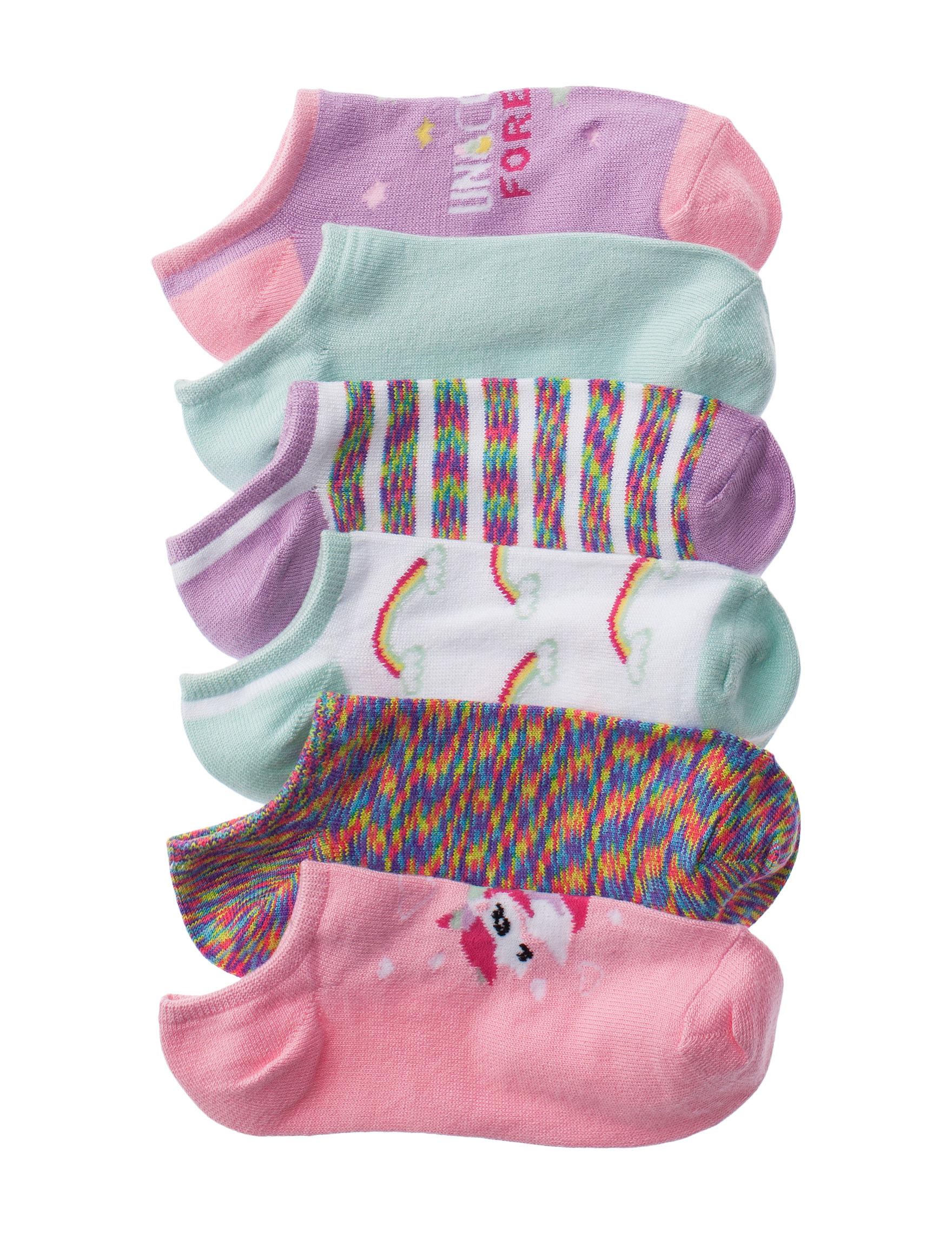 Capelli Multi Color Socks