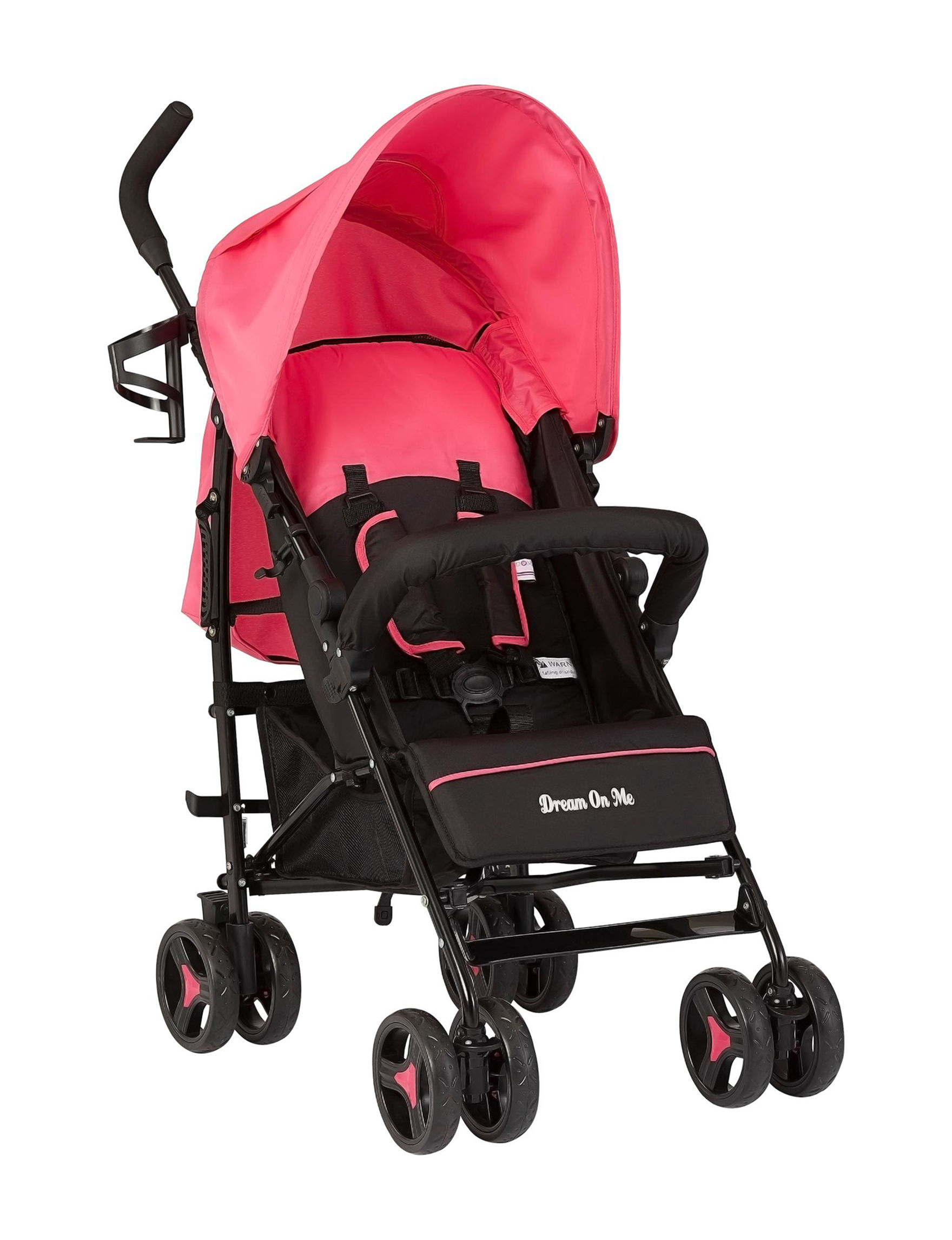 Dream On Me Pink Strollers