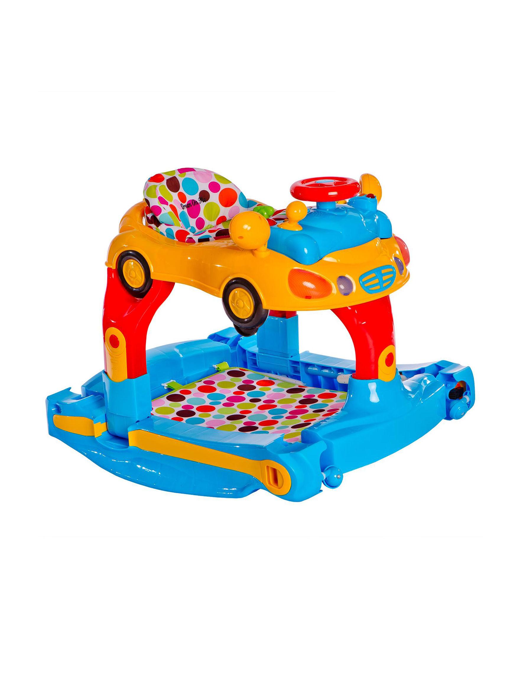 Dream On Me Blue Multi Swings, Bouncers, & Jumpers