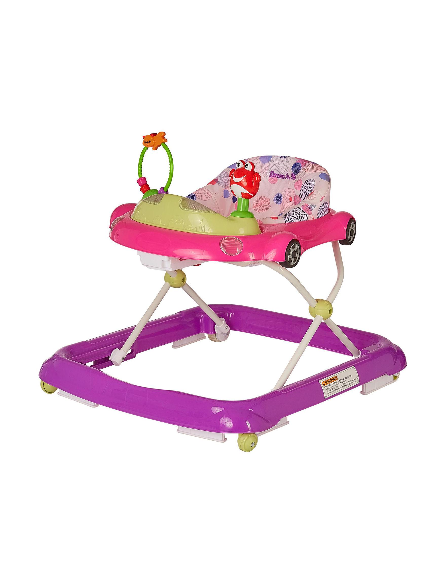 Dream On Me Pink Swings, Bouncers, & Jumpers
