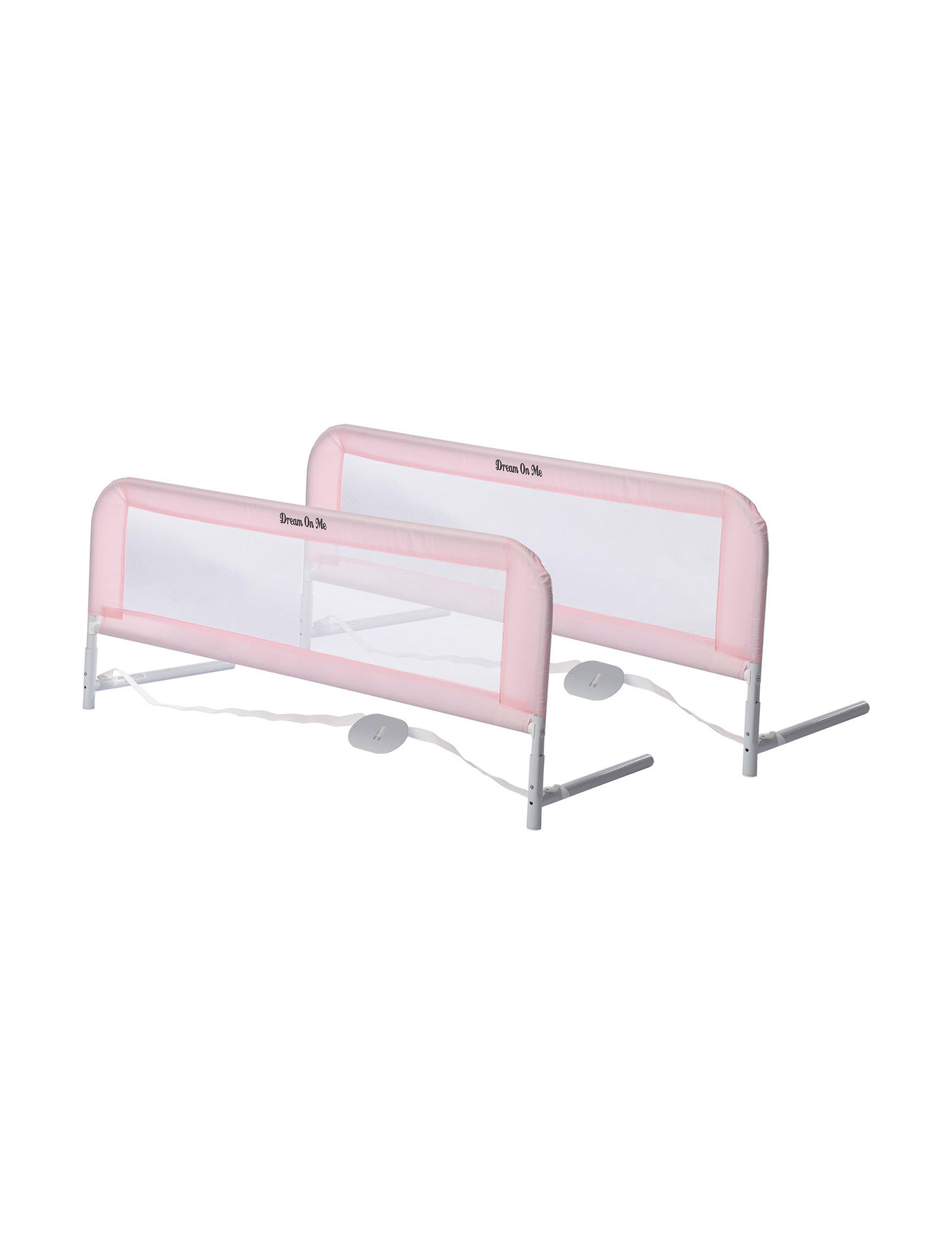Dream On Me Pink Beds & Headboards Bedroom Furniture