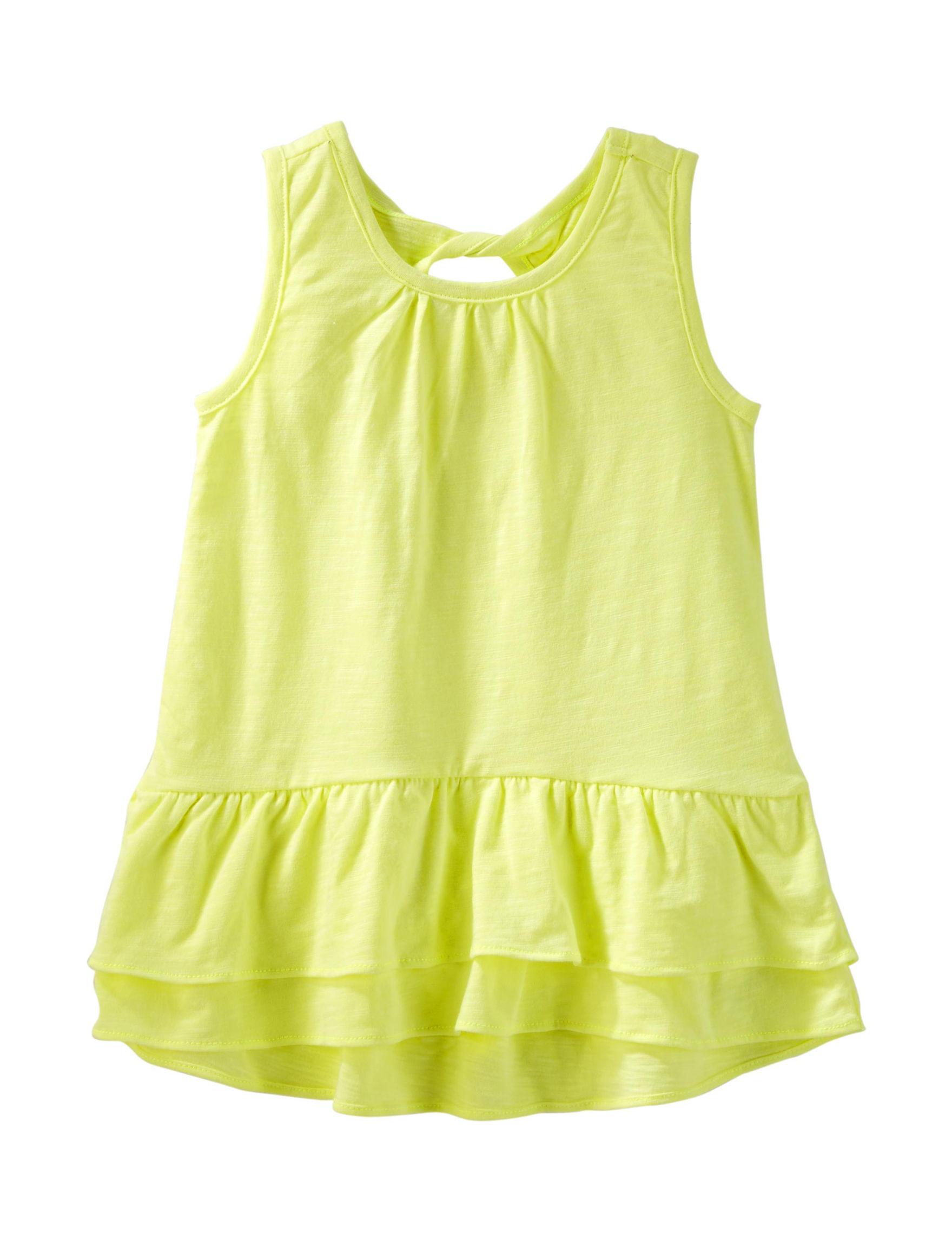 Oshkosh B'Gosh Neon Yellow