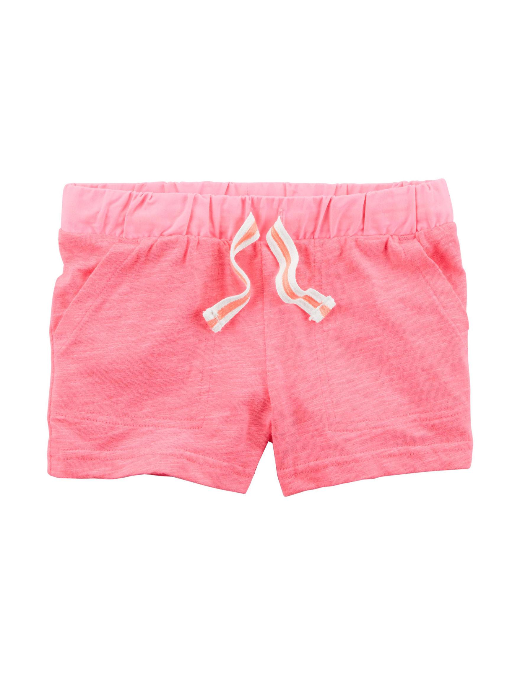 Carter's Pink Soft Shorts
