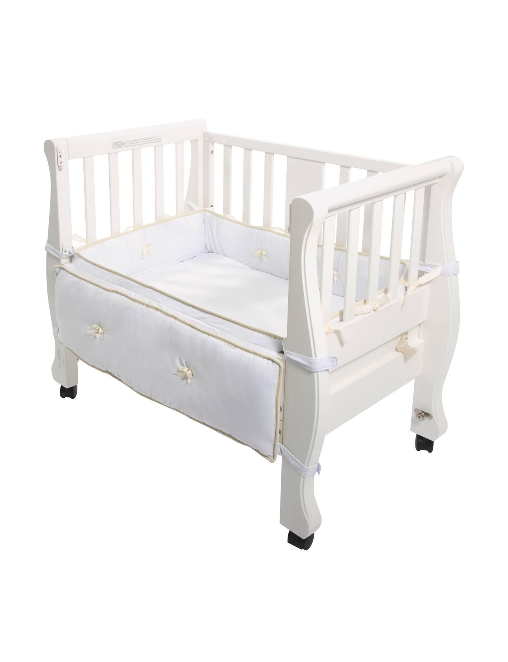 Arms Reach White Beds & Headboards