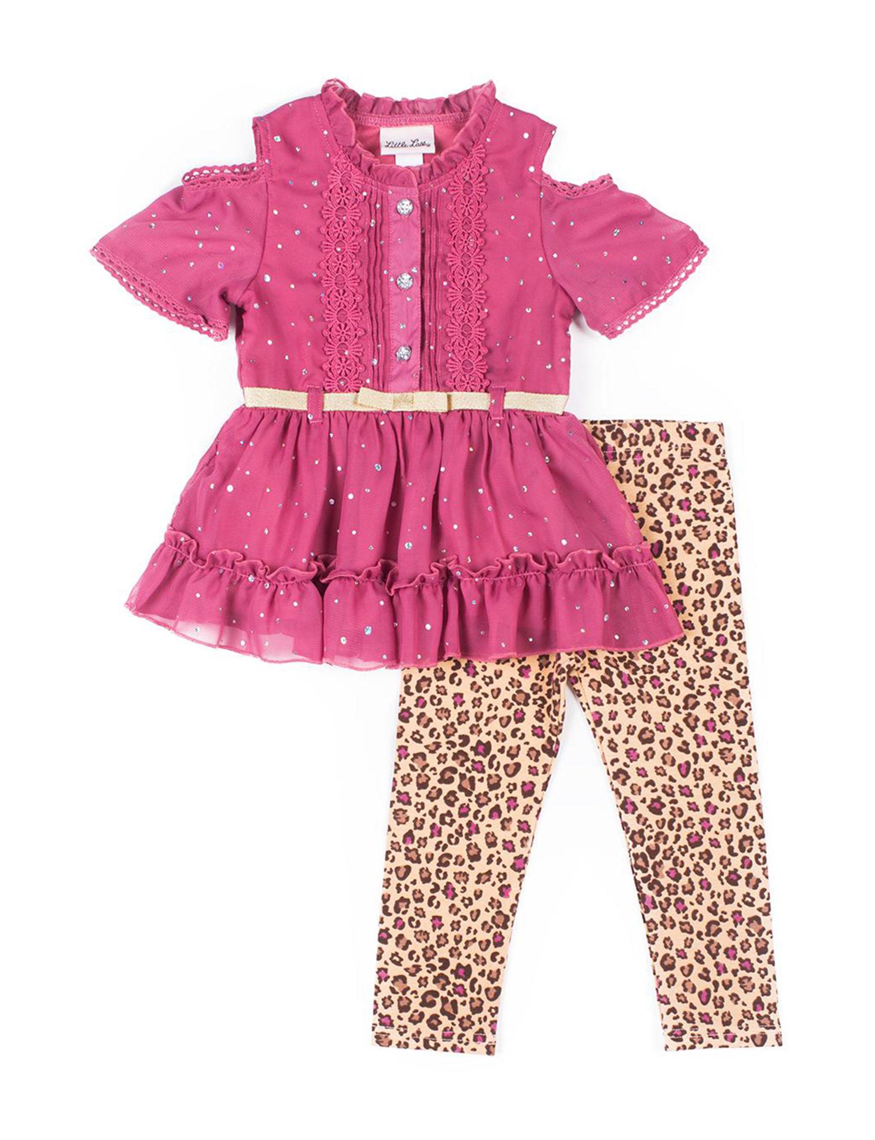 Little Lass Dark Pink