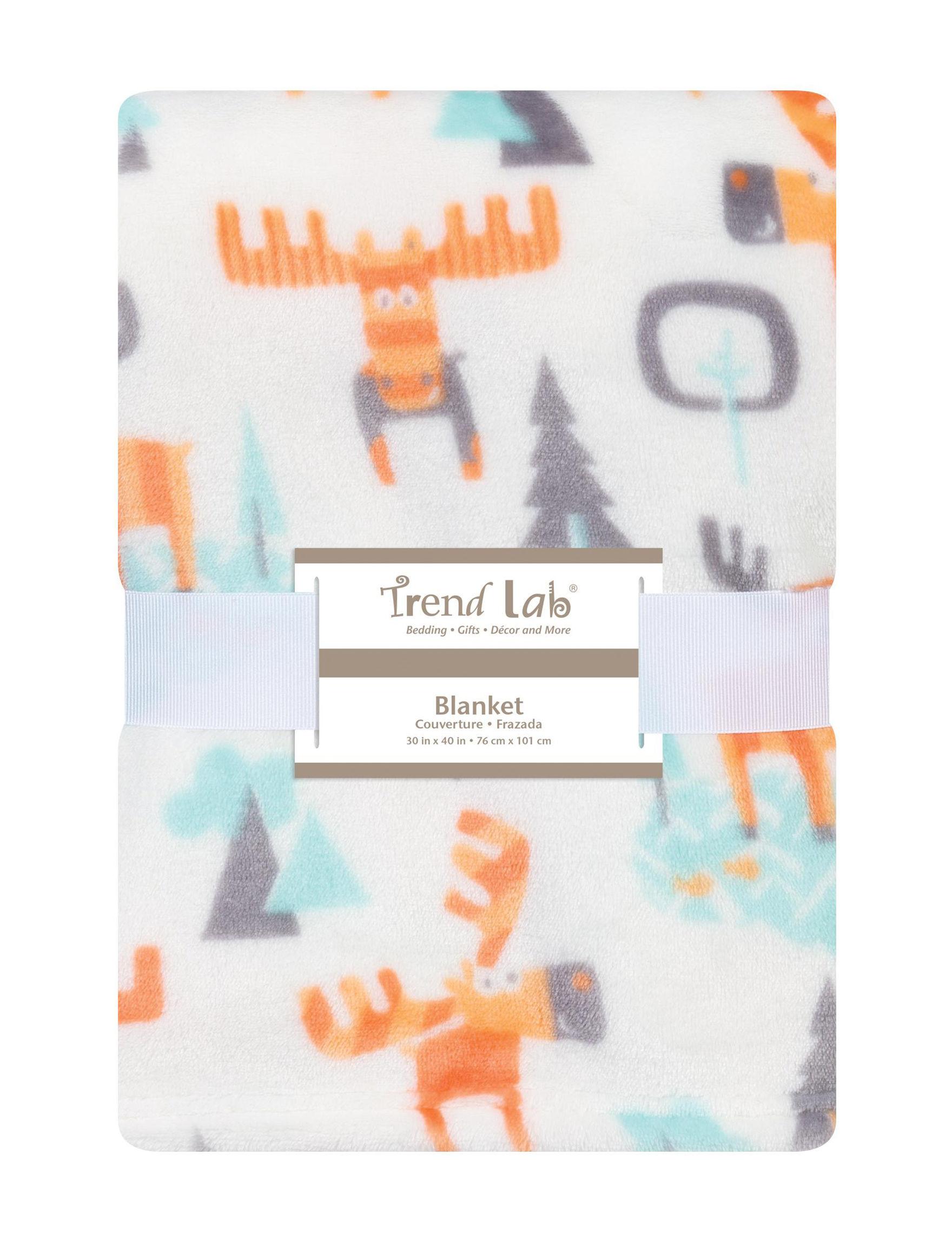 Trend Lab Grey Multi