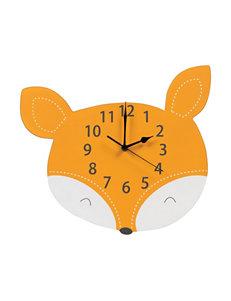 Trend Lab Orange Multi Wall Clocks Clocks