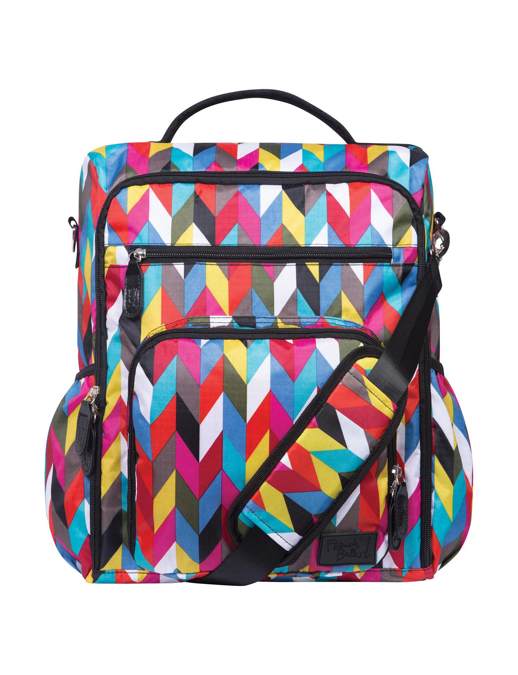 Trend Lab Pink Multi Diaper Bags