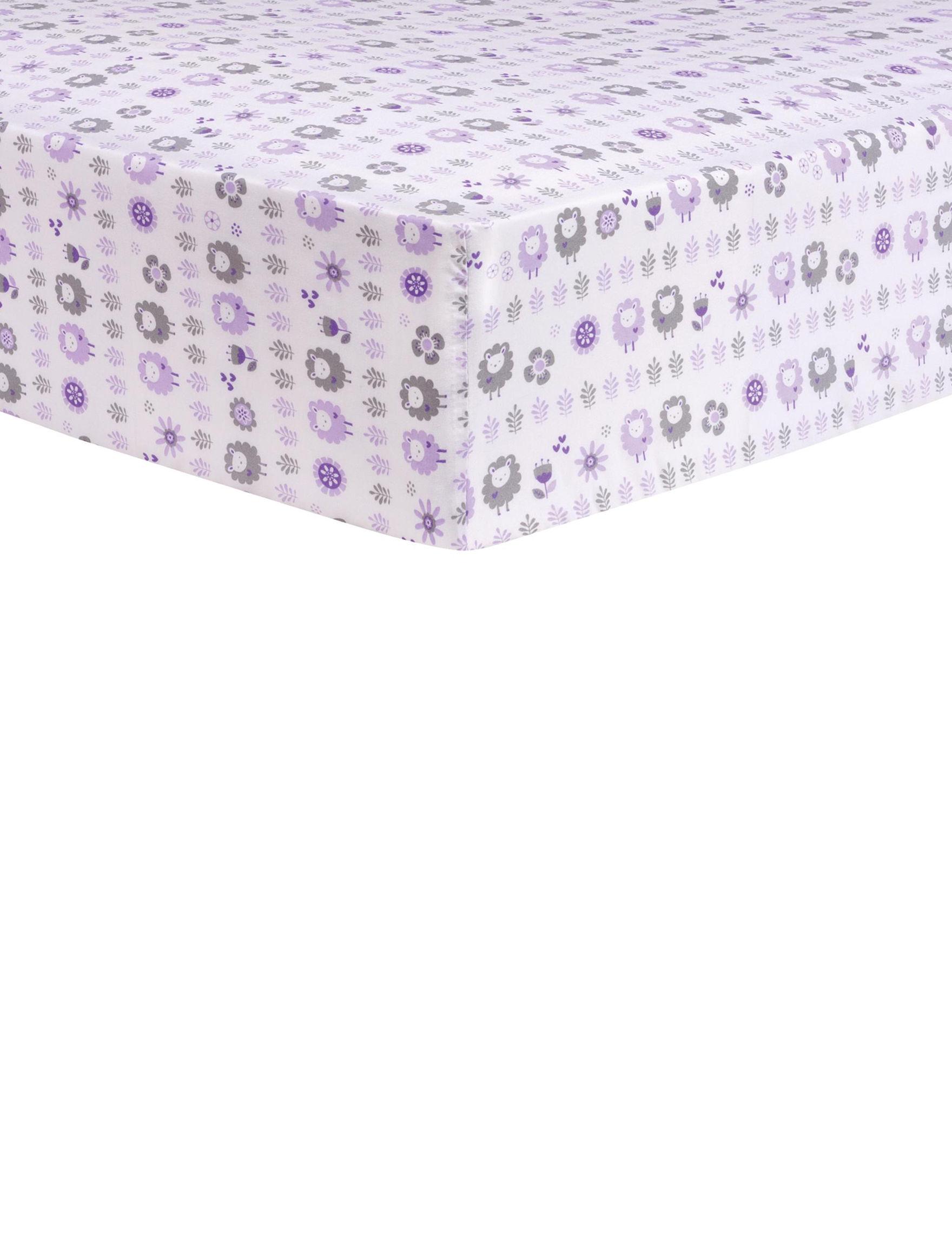 Trend Lab Purple Multi