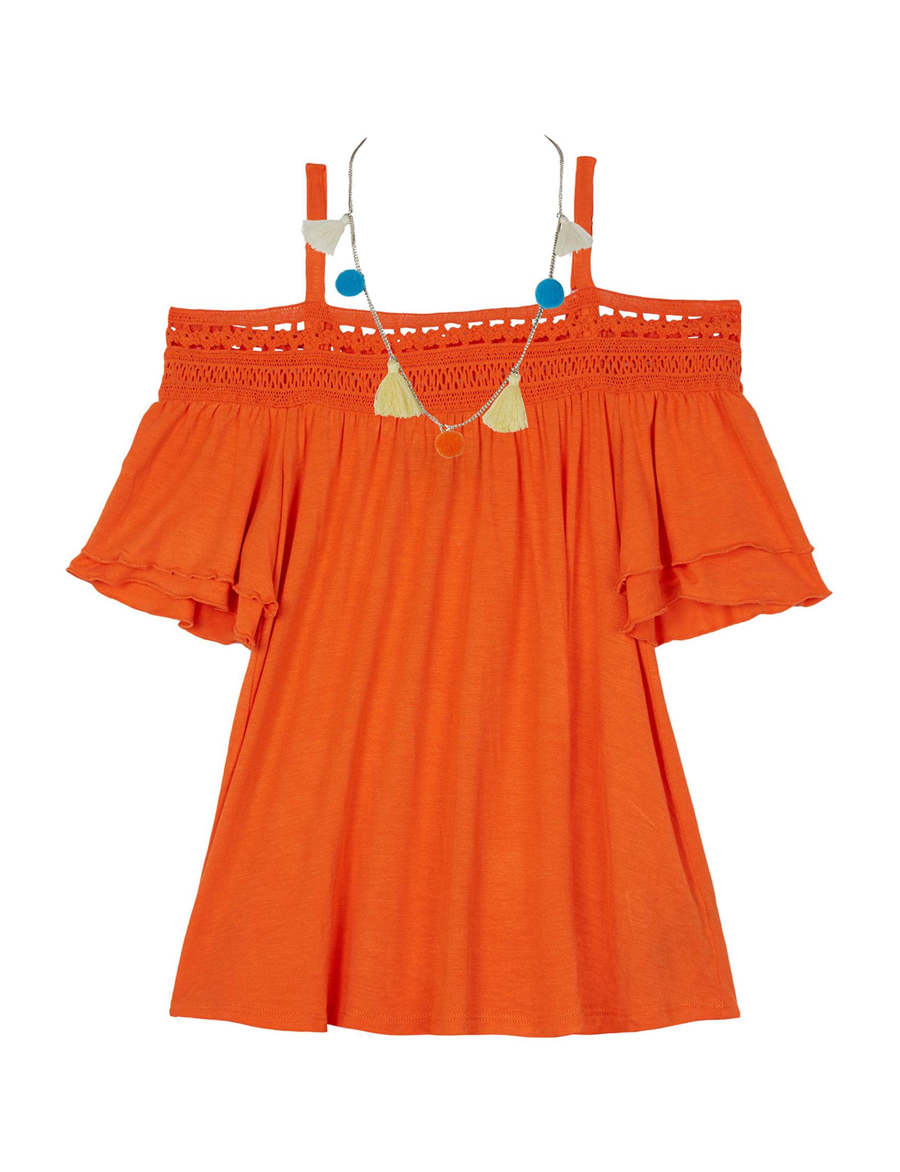 A. Byer Bright Orange