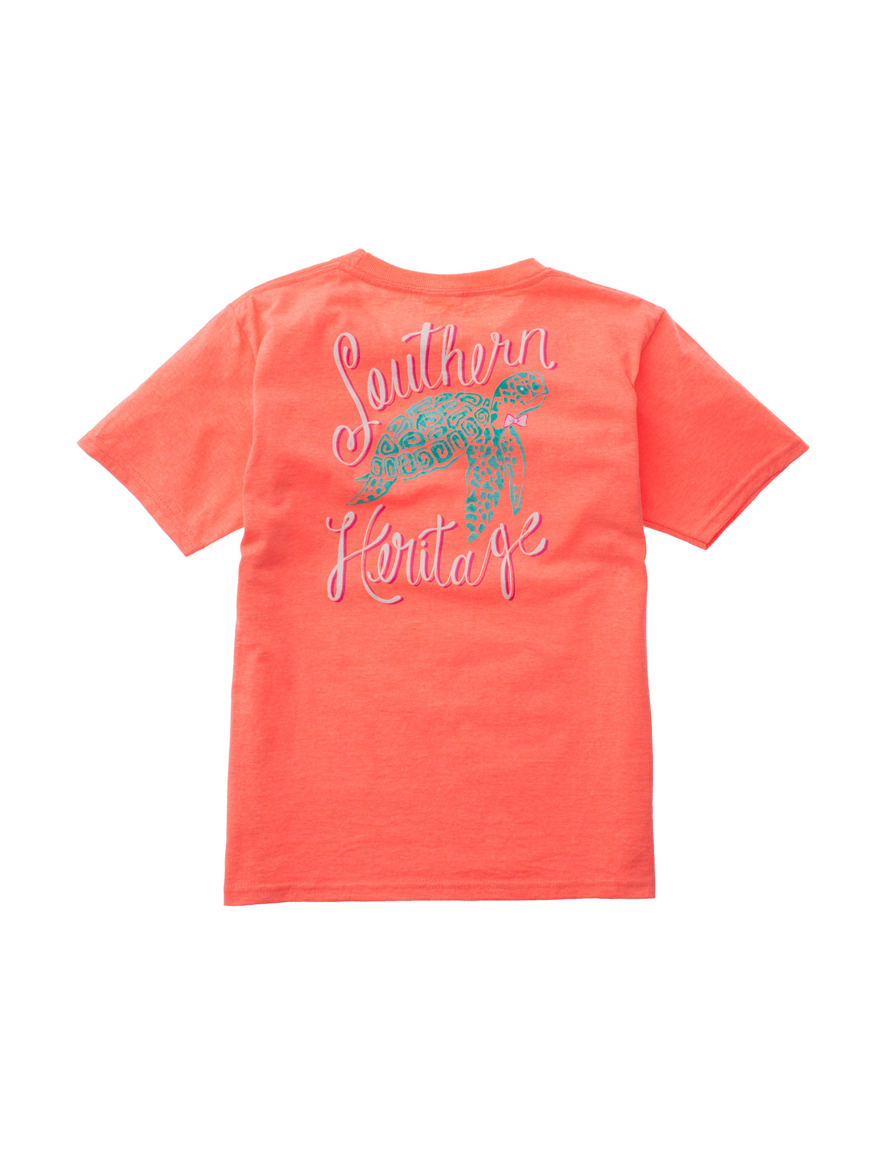 Southern Heritage Neon Coral
