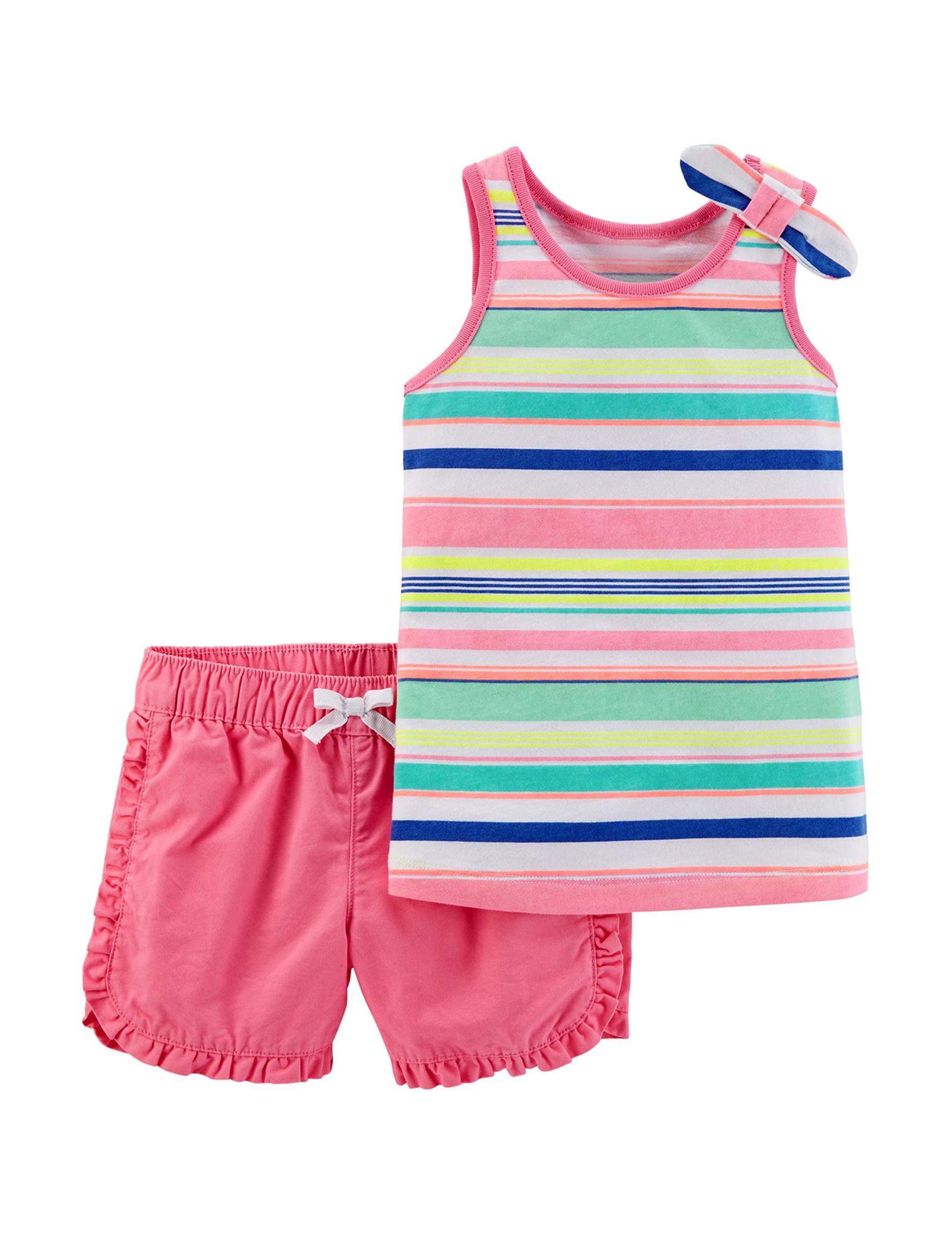 Carter's Pink Stripe