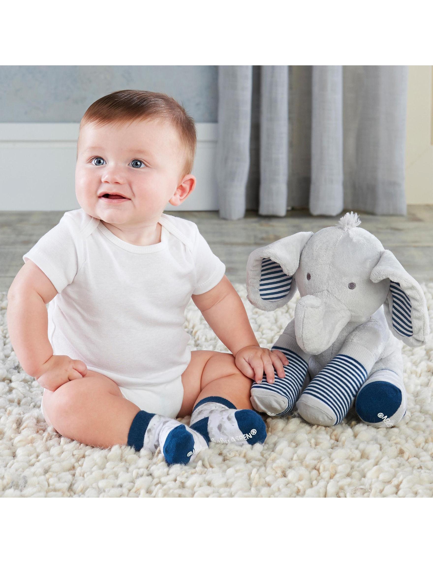Baby Aspen Grey / Multi