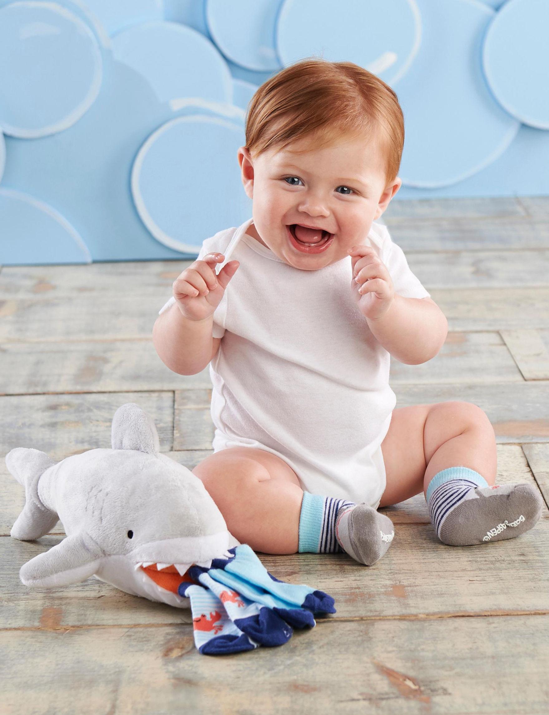 Baby Aspen Blue / Multi