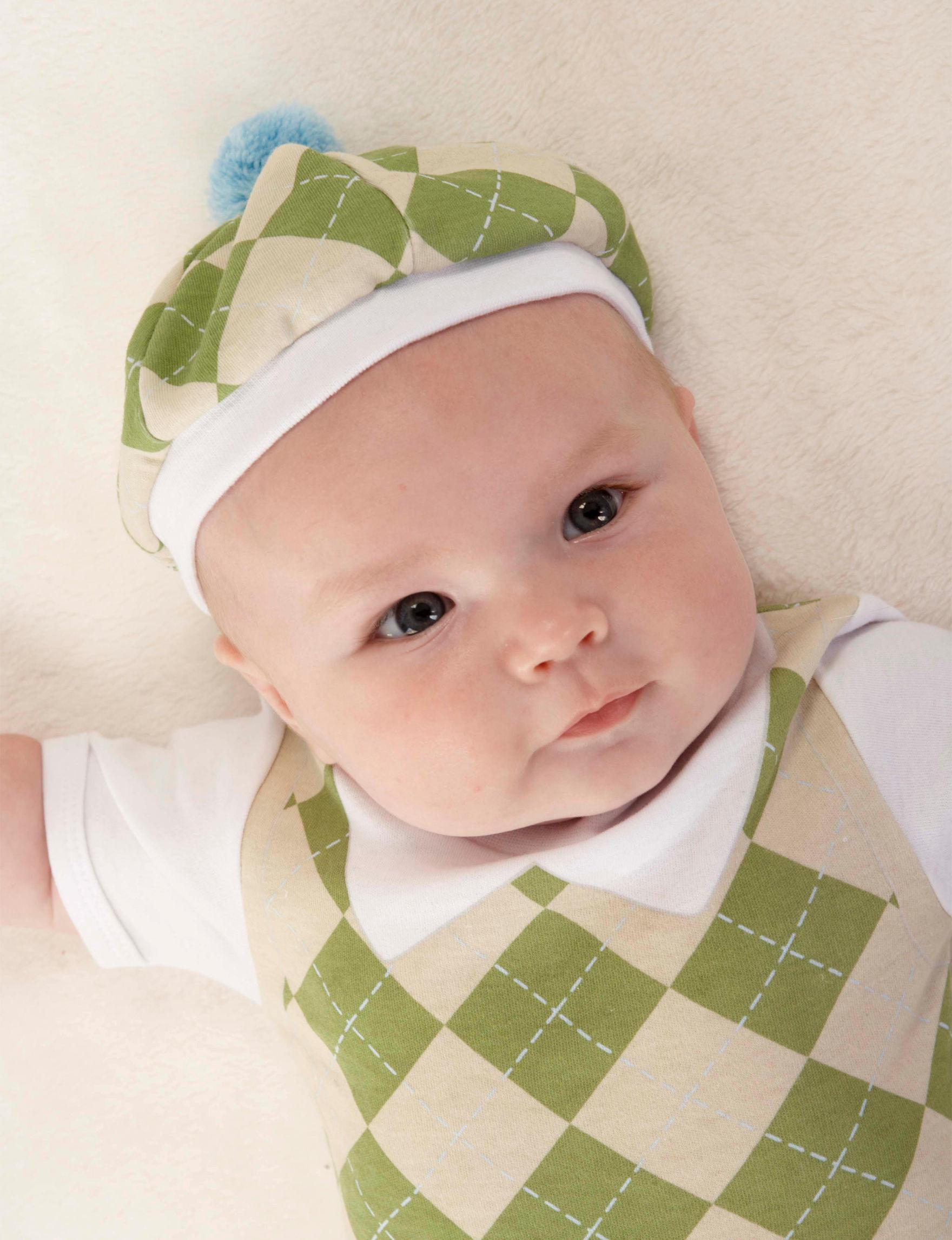 Baby Aspen Green / Pink