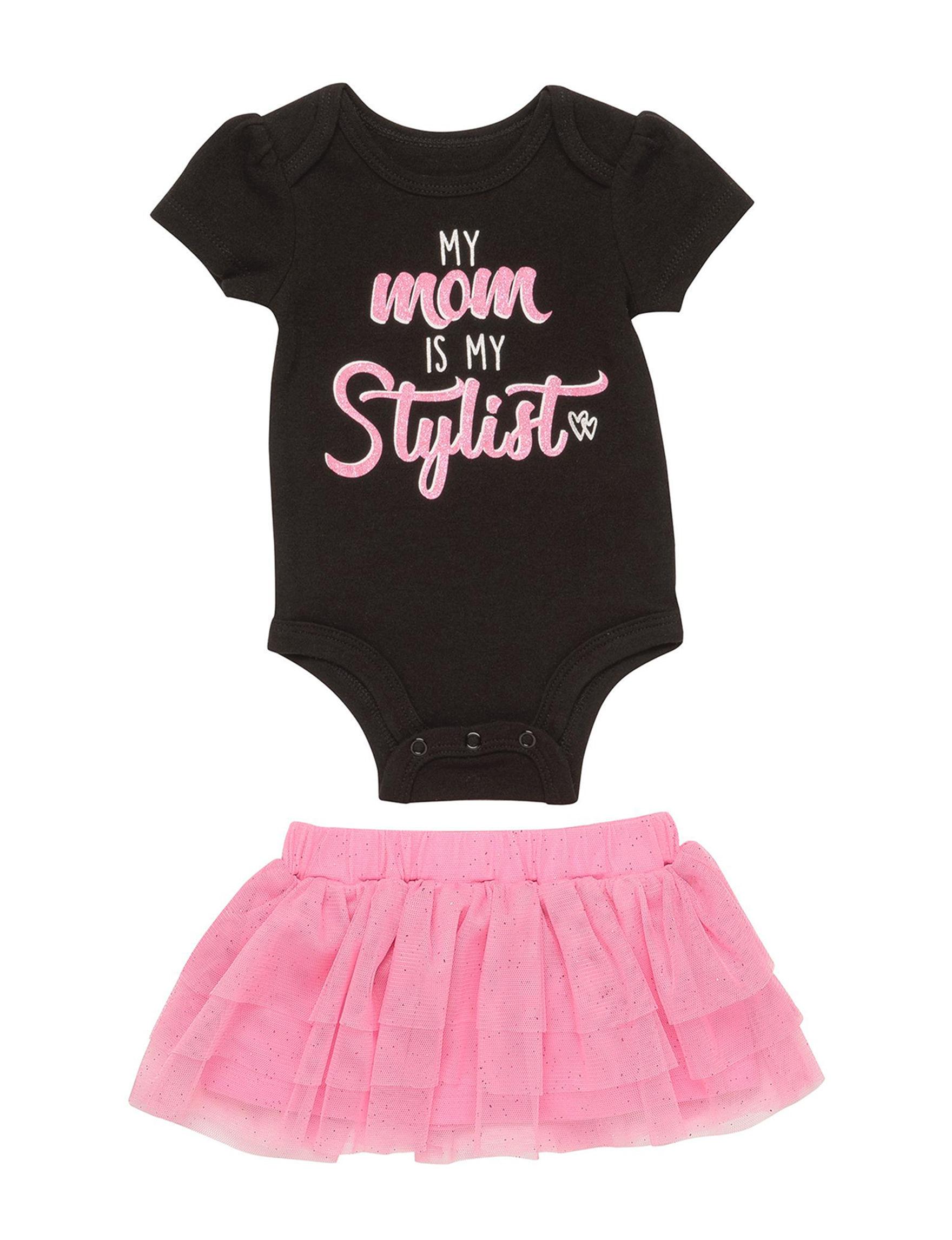 Baby Starters Pink / Black