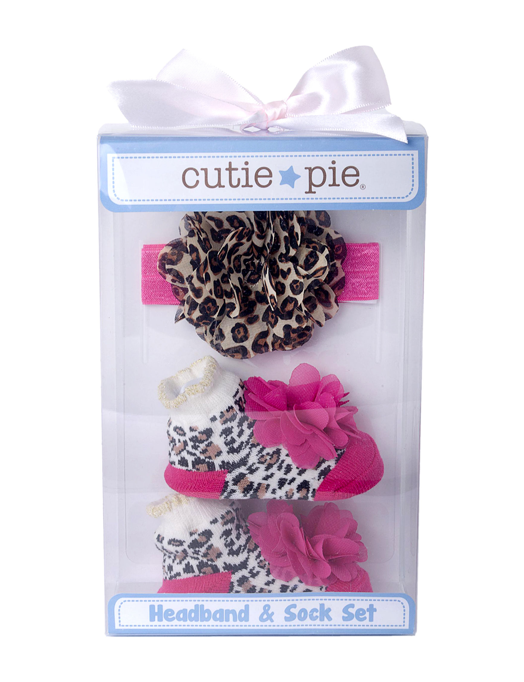 Cutie Pie Pink Multi