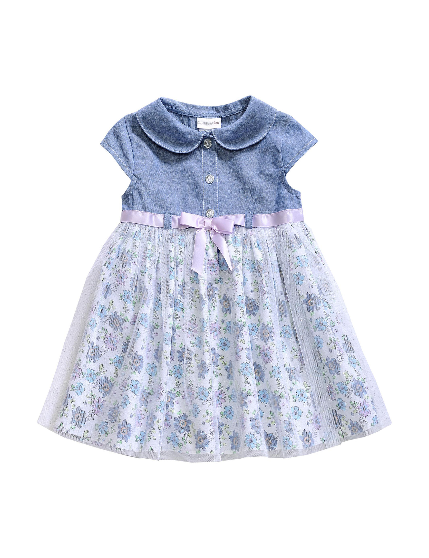 Youngland Blue Floral