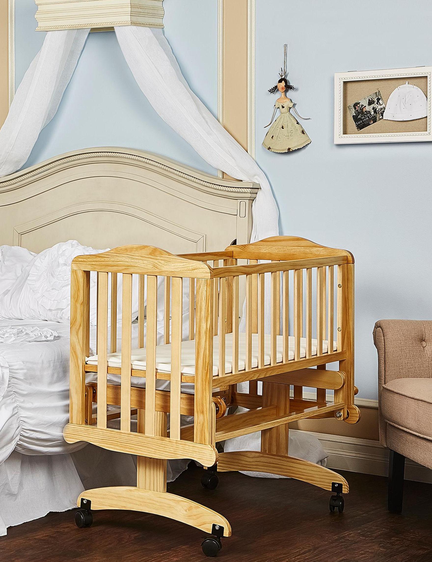 Dream On Me Natural Bassinets Bedroom Furniture