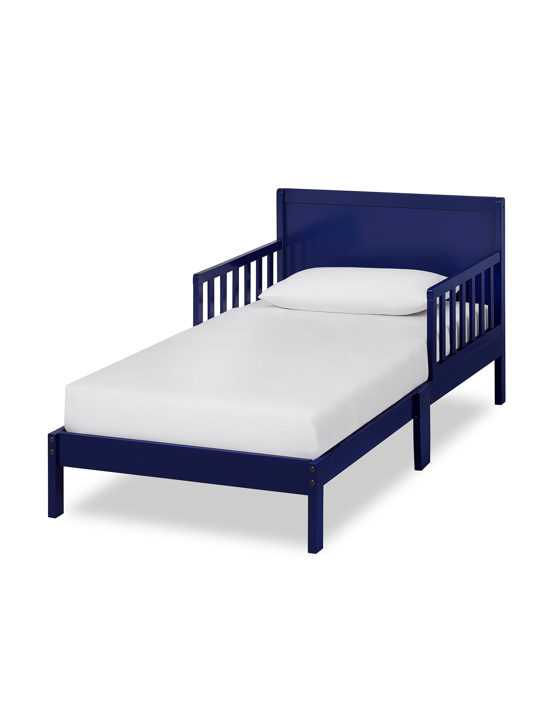 Dream On Me Dark Blue Beds & Headboards Bedroom Furniture