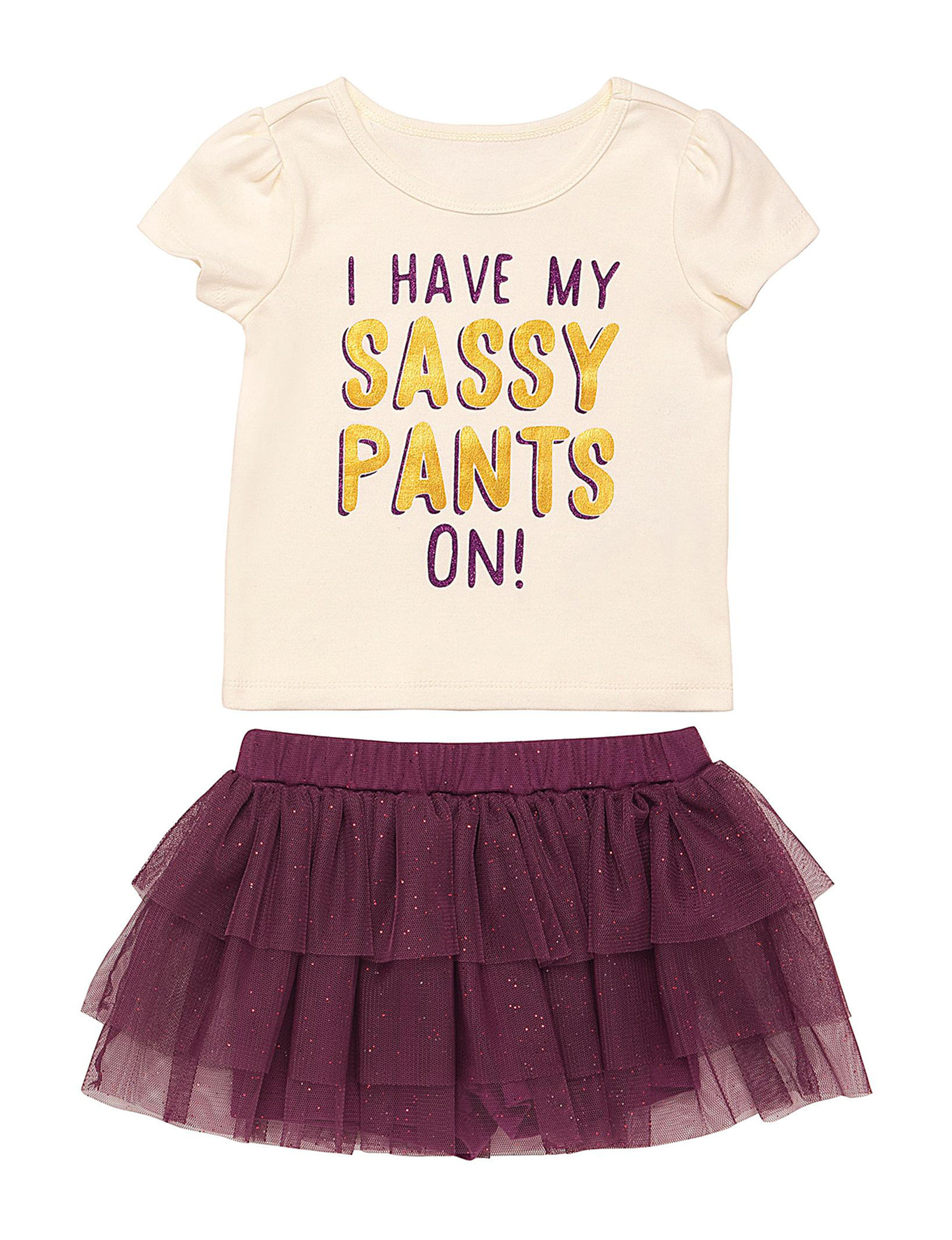 Baby Starters Pink / Purple