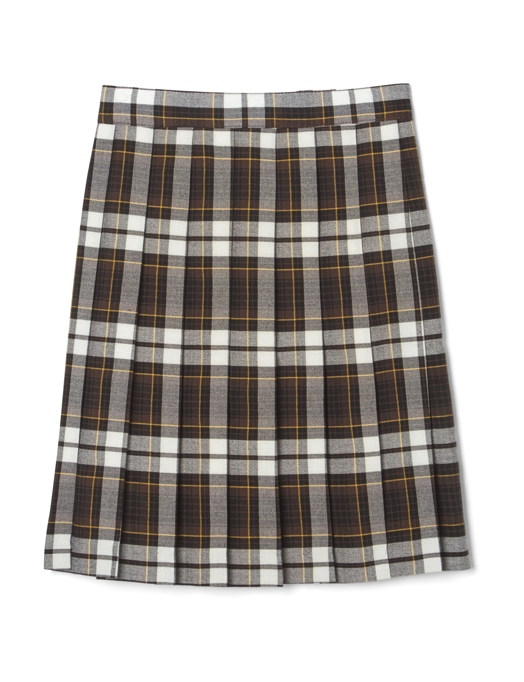 French Toast Brown Plaid