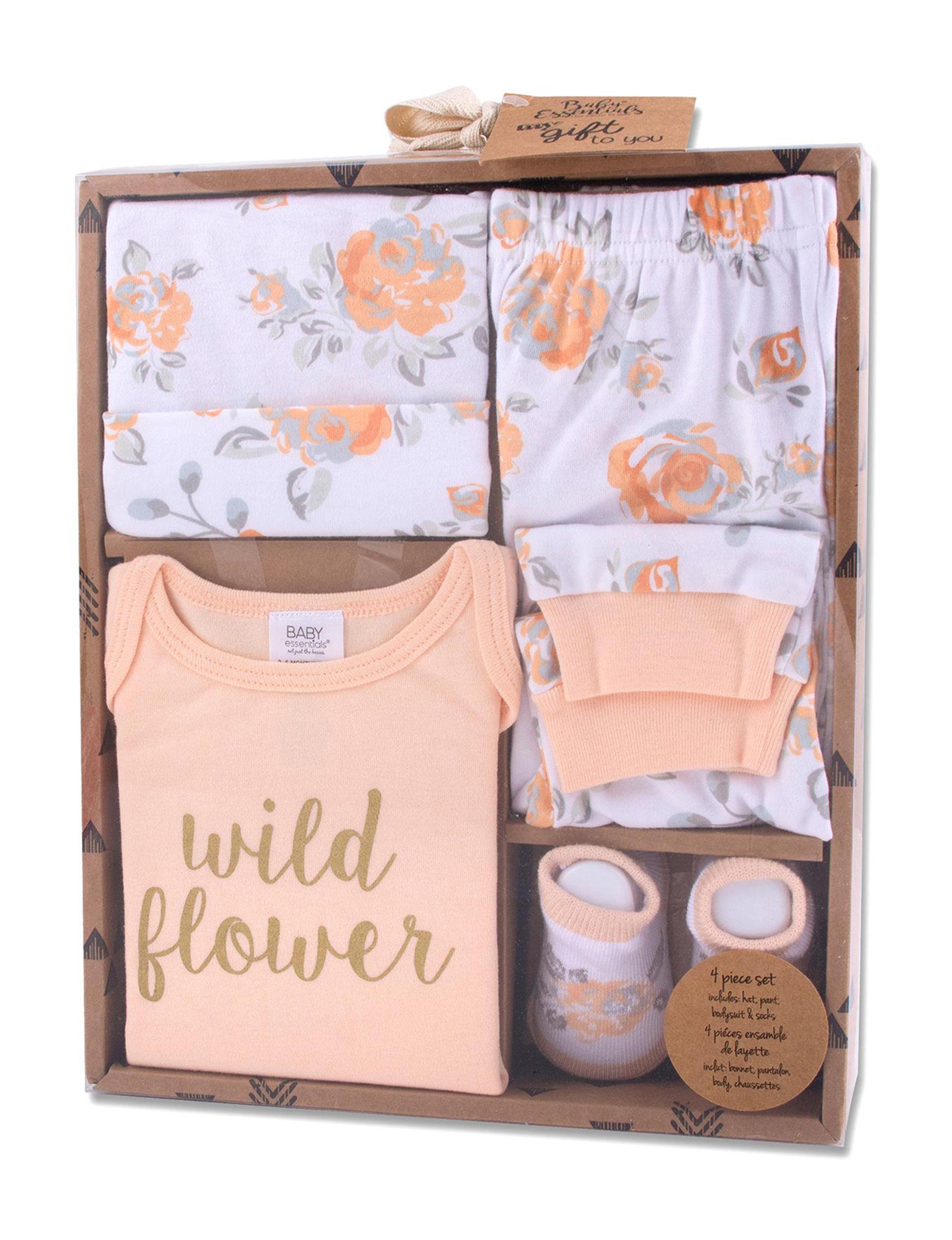Baby Essentials Light Orange
