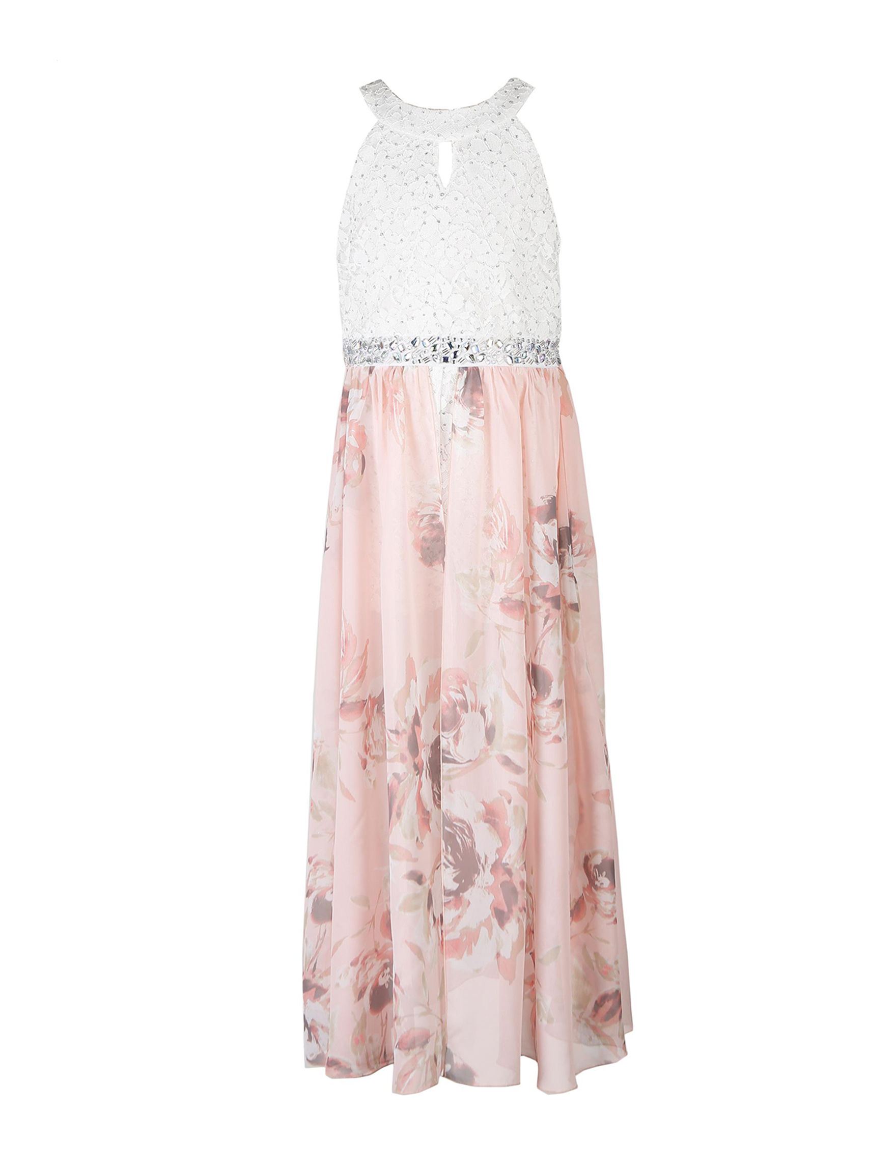 Speechless Pink Floral