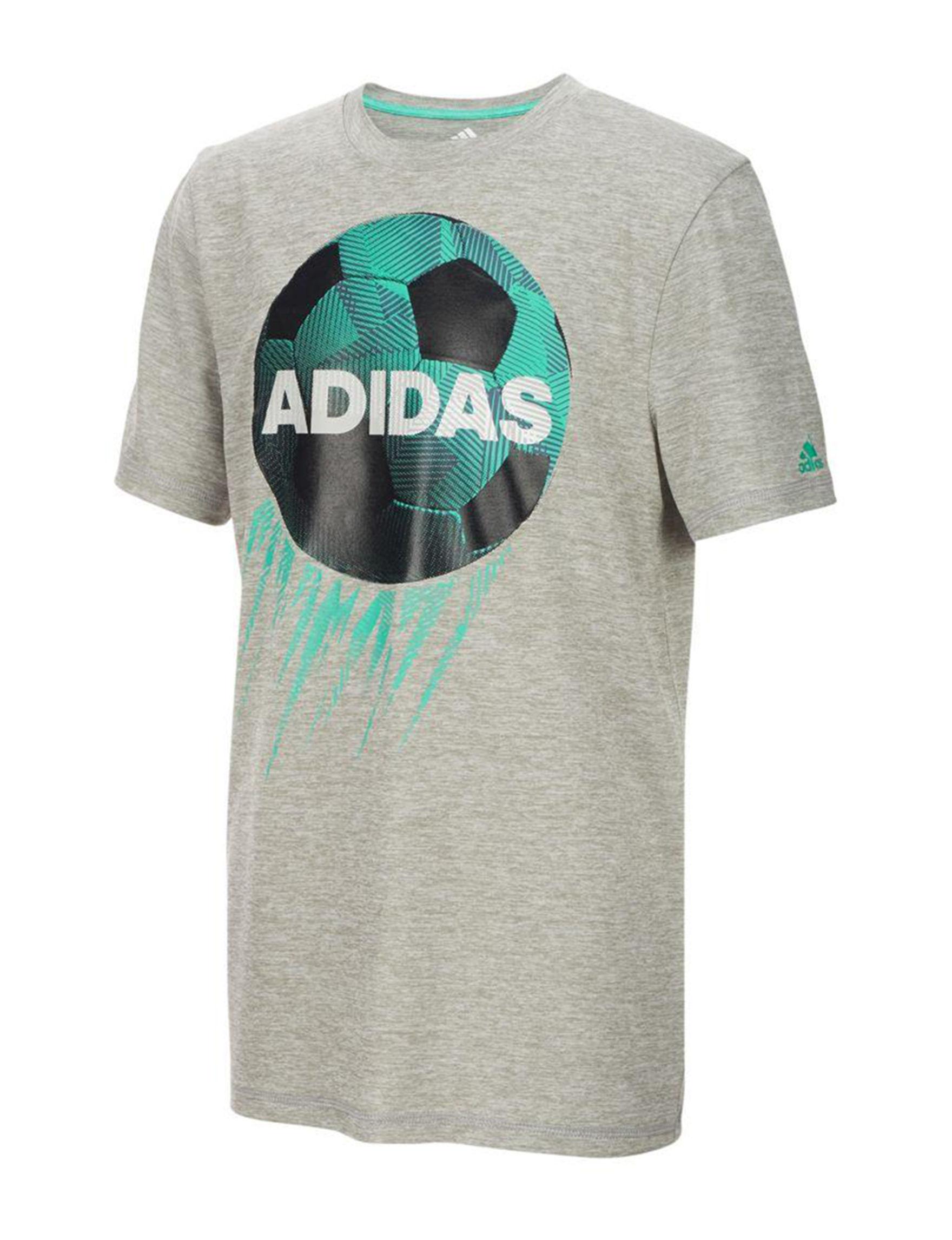 Adidas Heather Grey