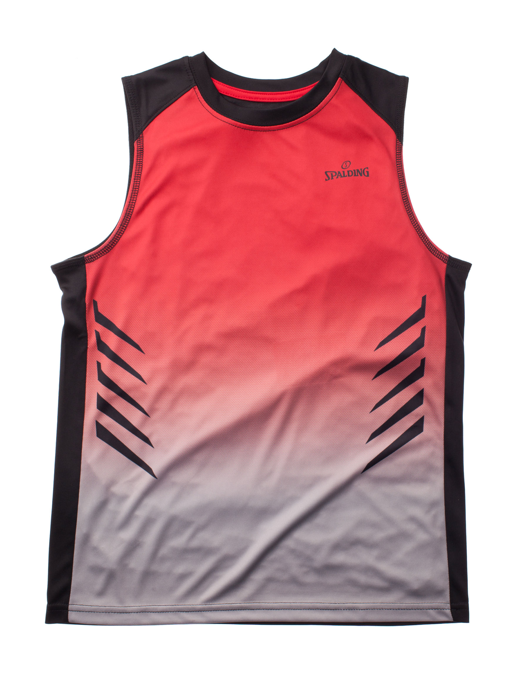 Spalding Red Tees & Tanks