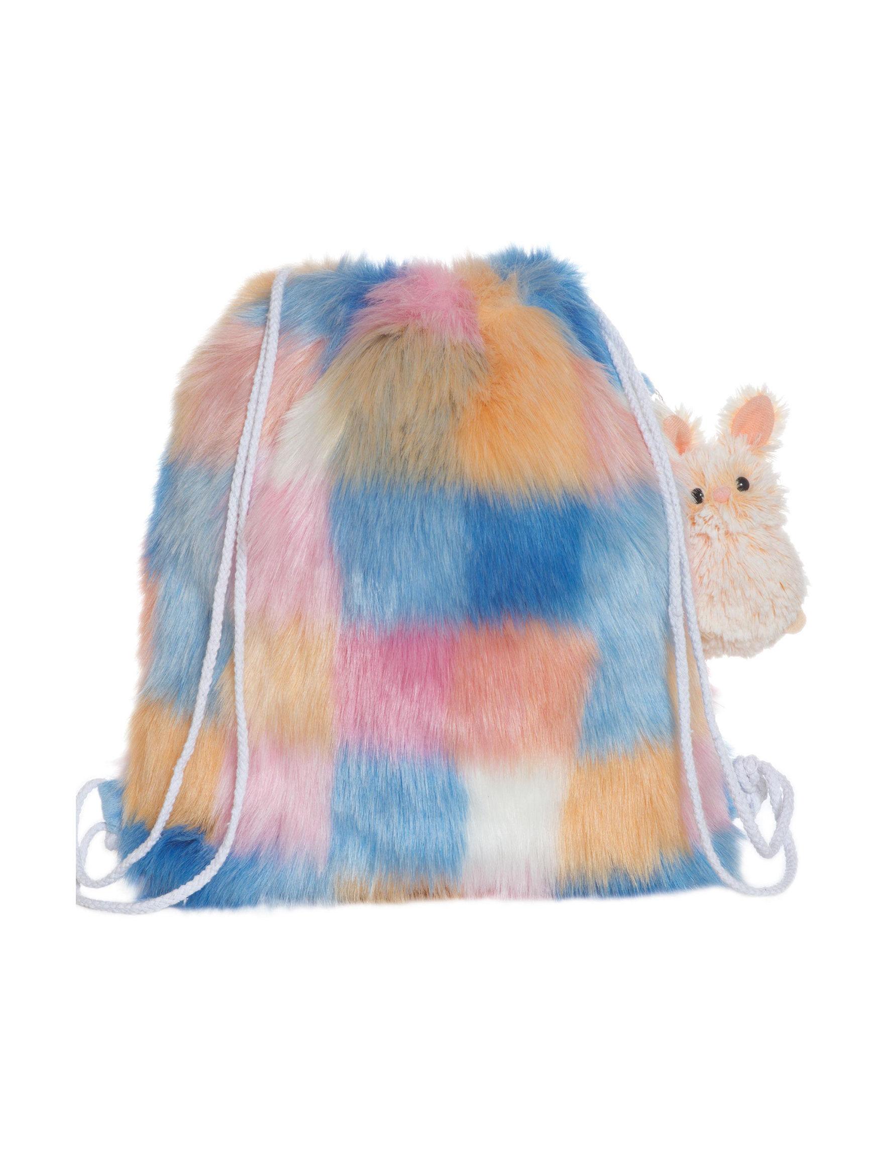 Manhattan Toy Blue Multi Bookbags & Backpacks