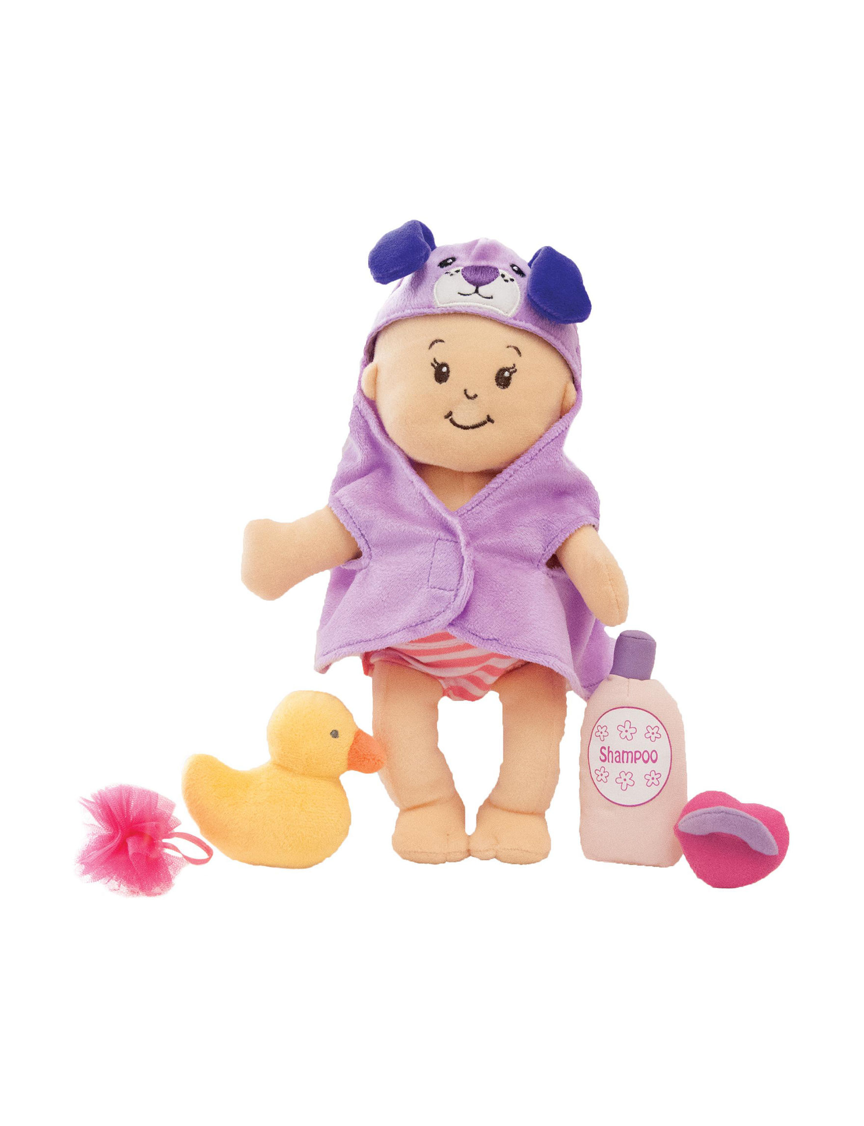 Manhattan Toy Purple Multi
