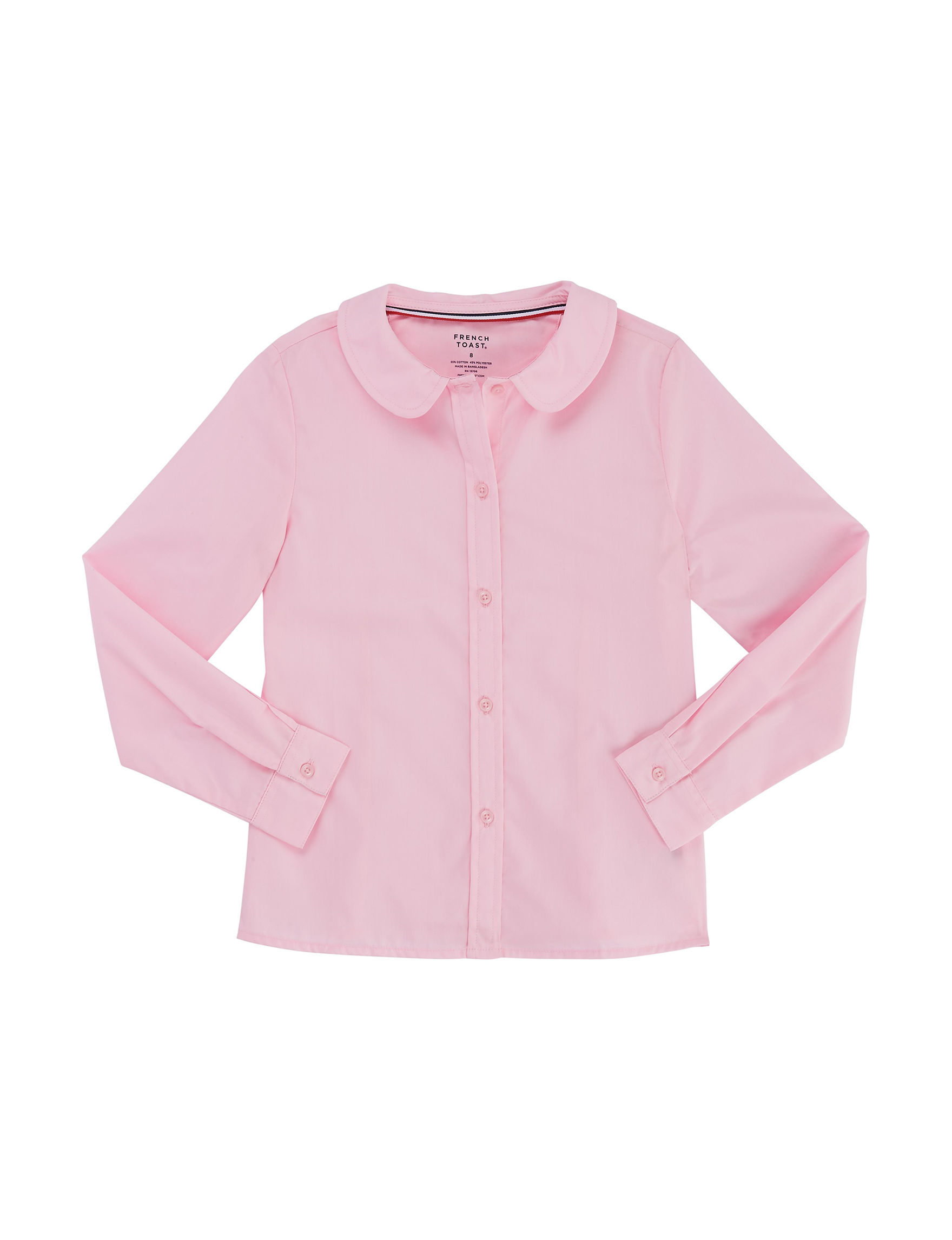 French Toast Pink Shirts & Blouses