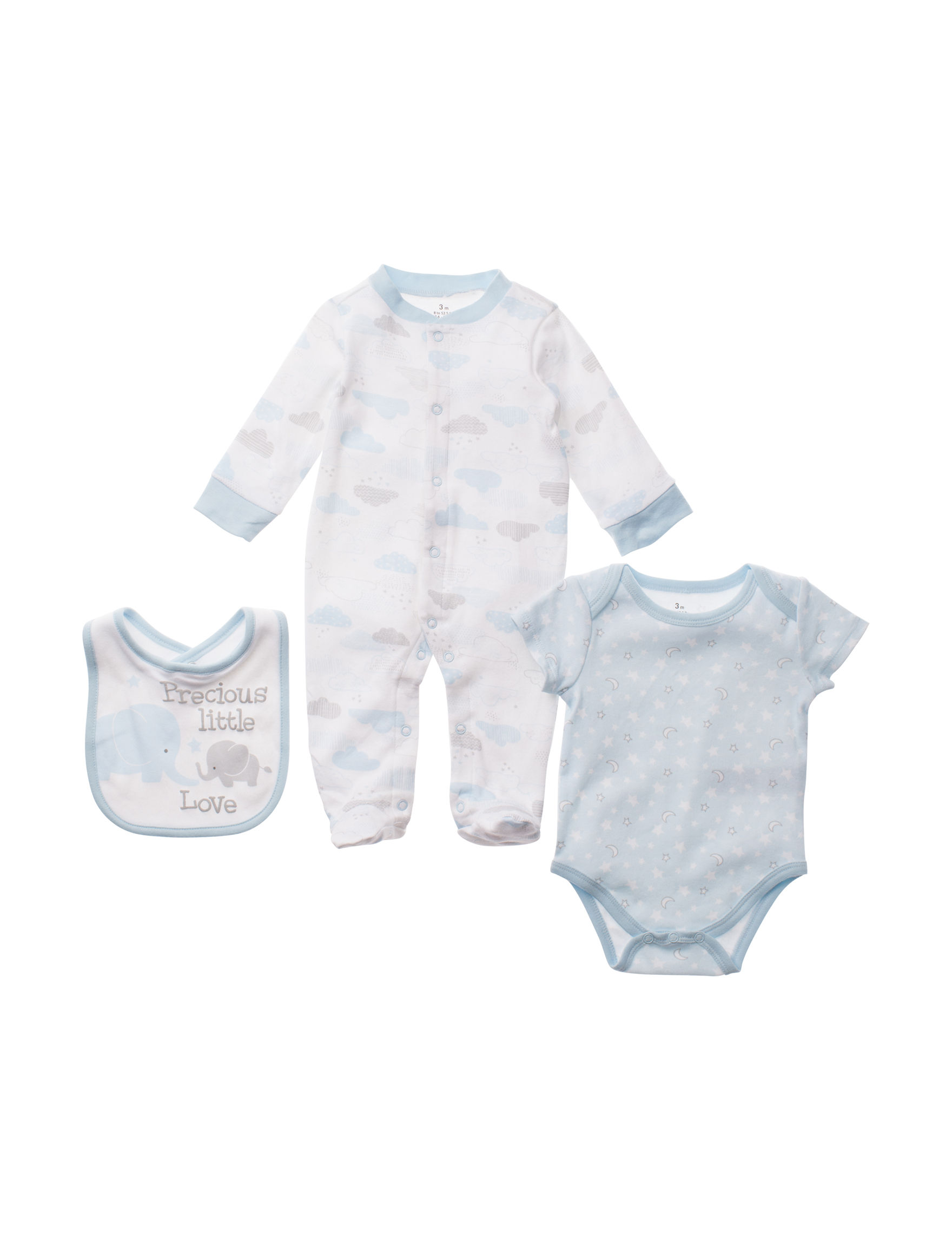 Baby Starters Blue