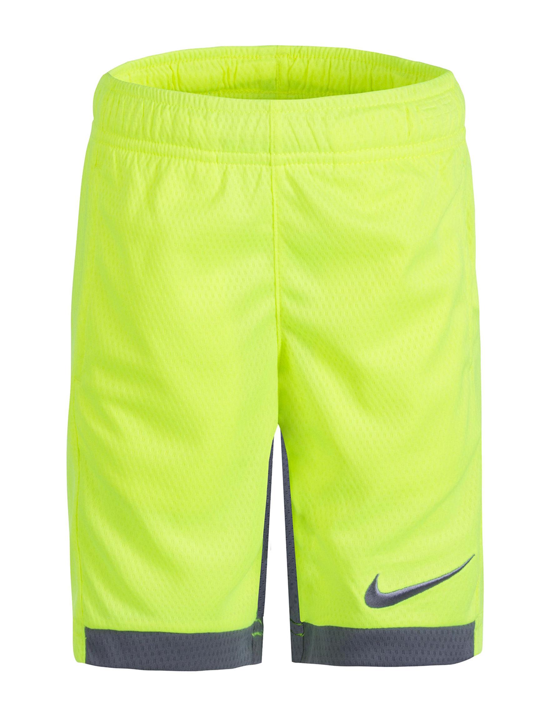 Nike Neon Yellow