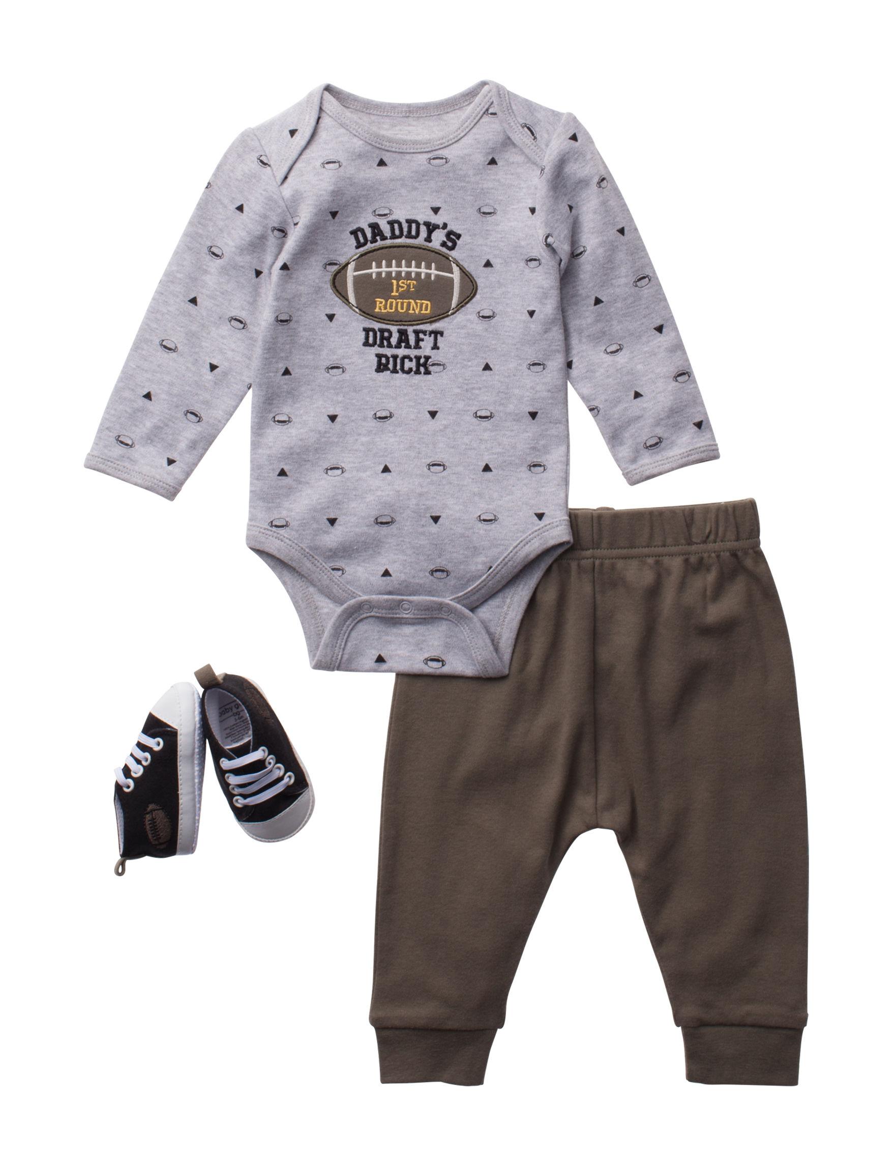 Baby Gear Green / Grey