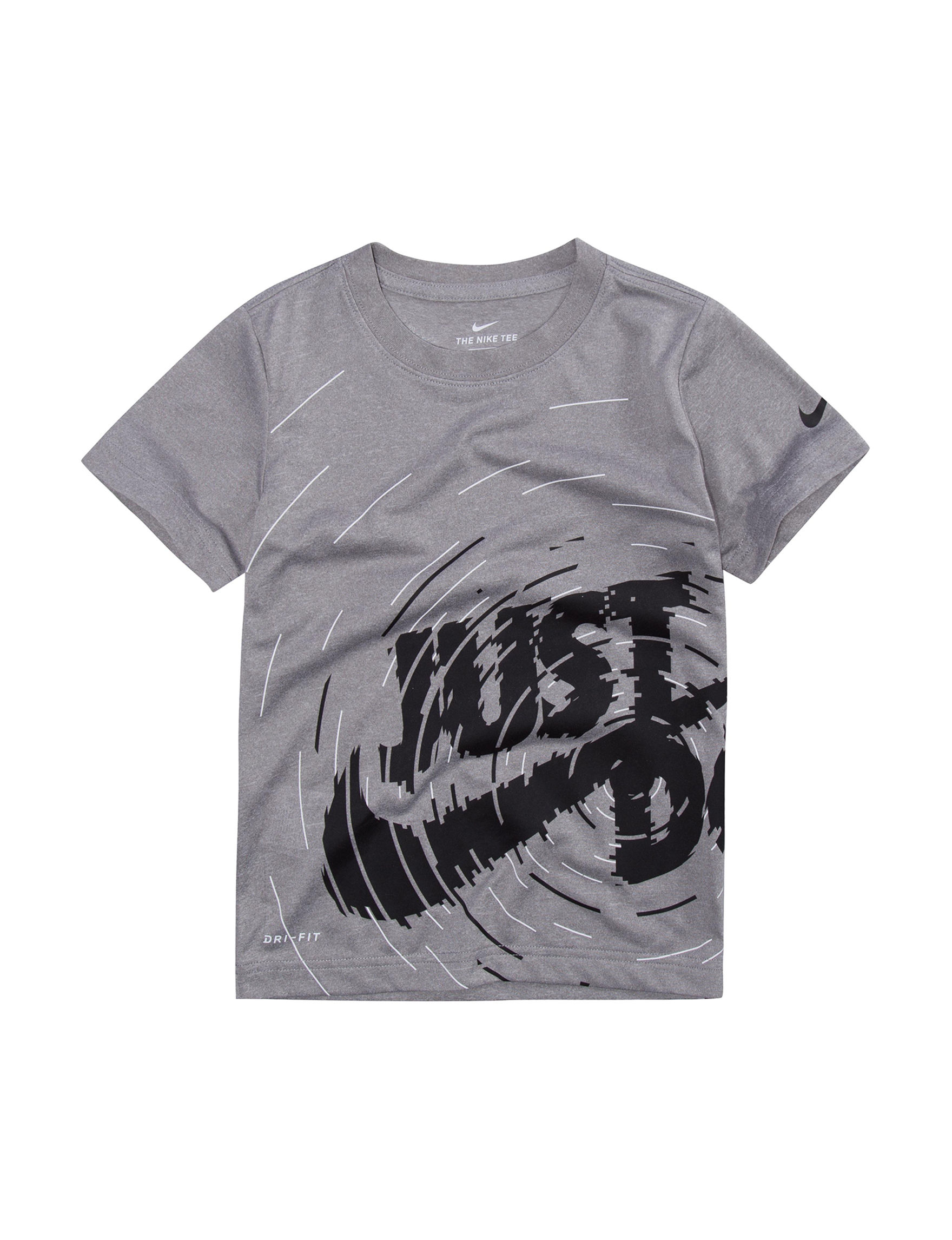 ef93c7ca Nike Dry Just Do It Ripple Graphic T-shirt - Toddler Boys   Stage Stores