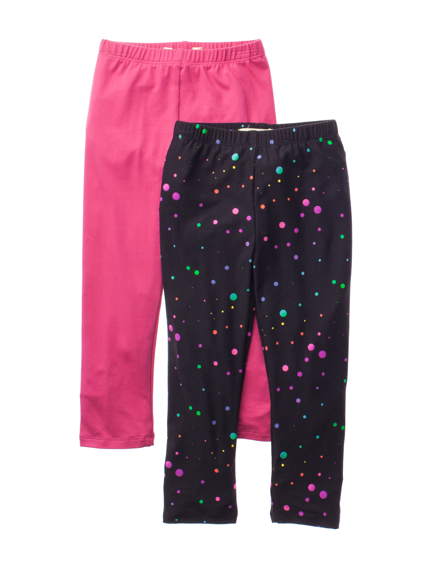 Wishful Park Black Multi Leggings Stretch