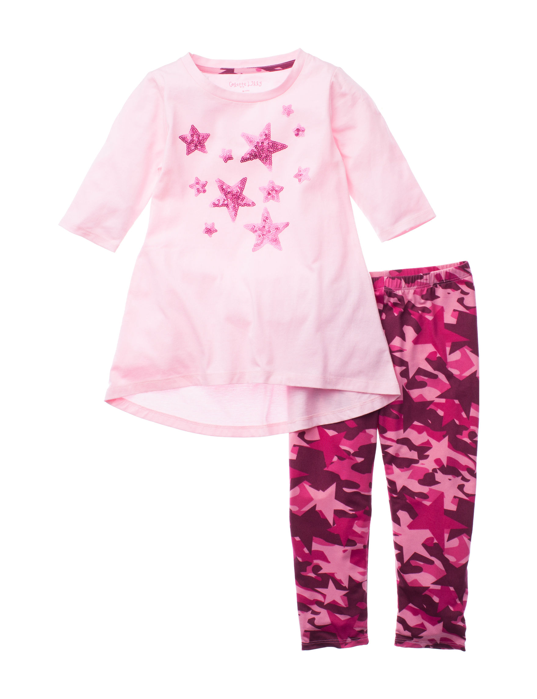 Colette Lily Pink
