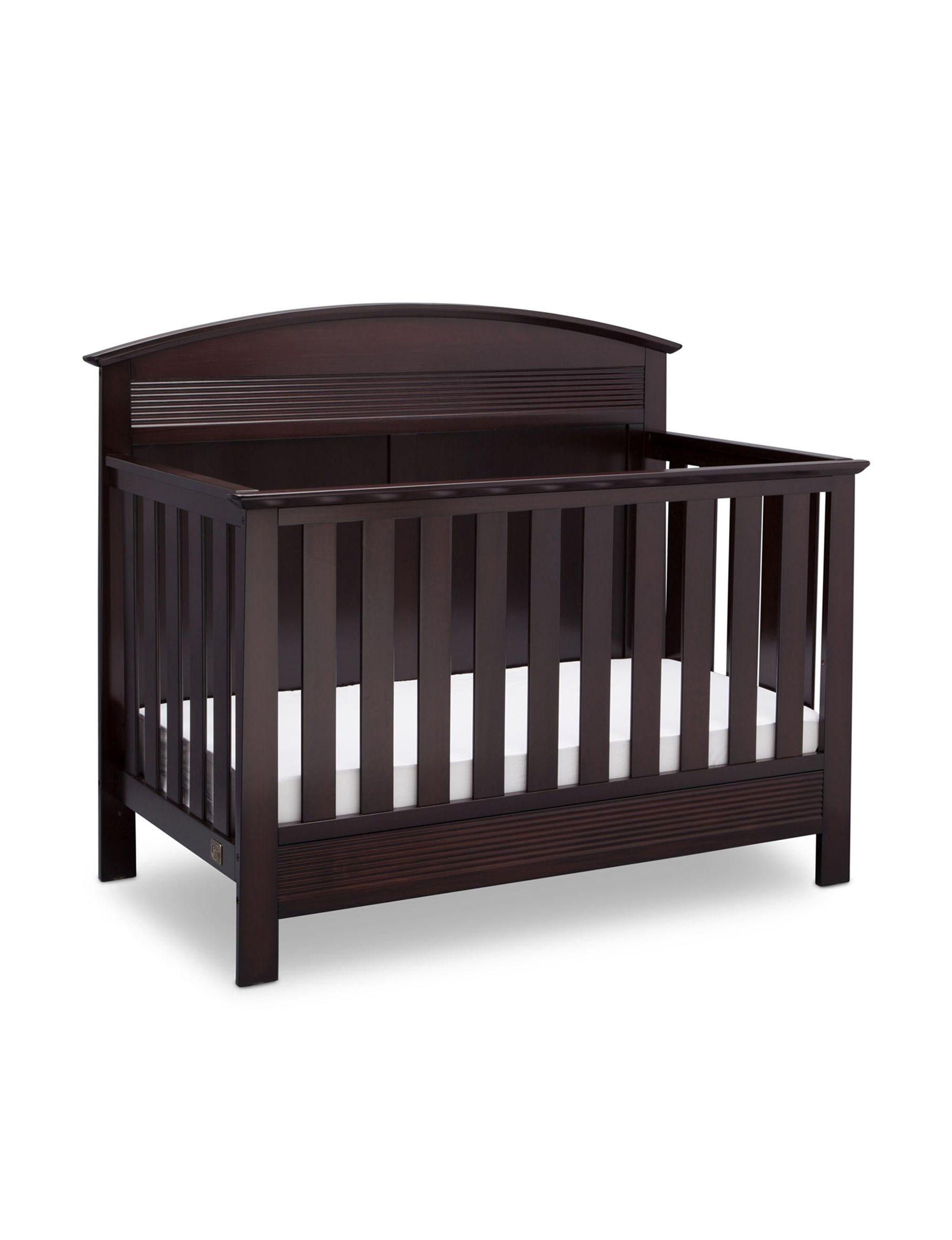 Serta Dark Chocolate Cribs Bedroom Furniture