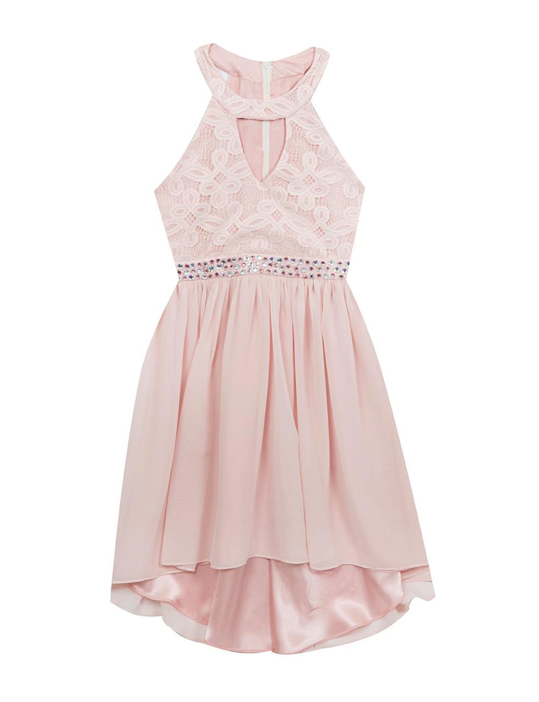 Tween Diva Pink Glitter