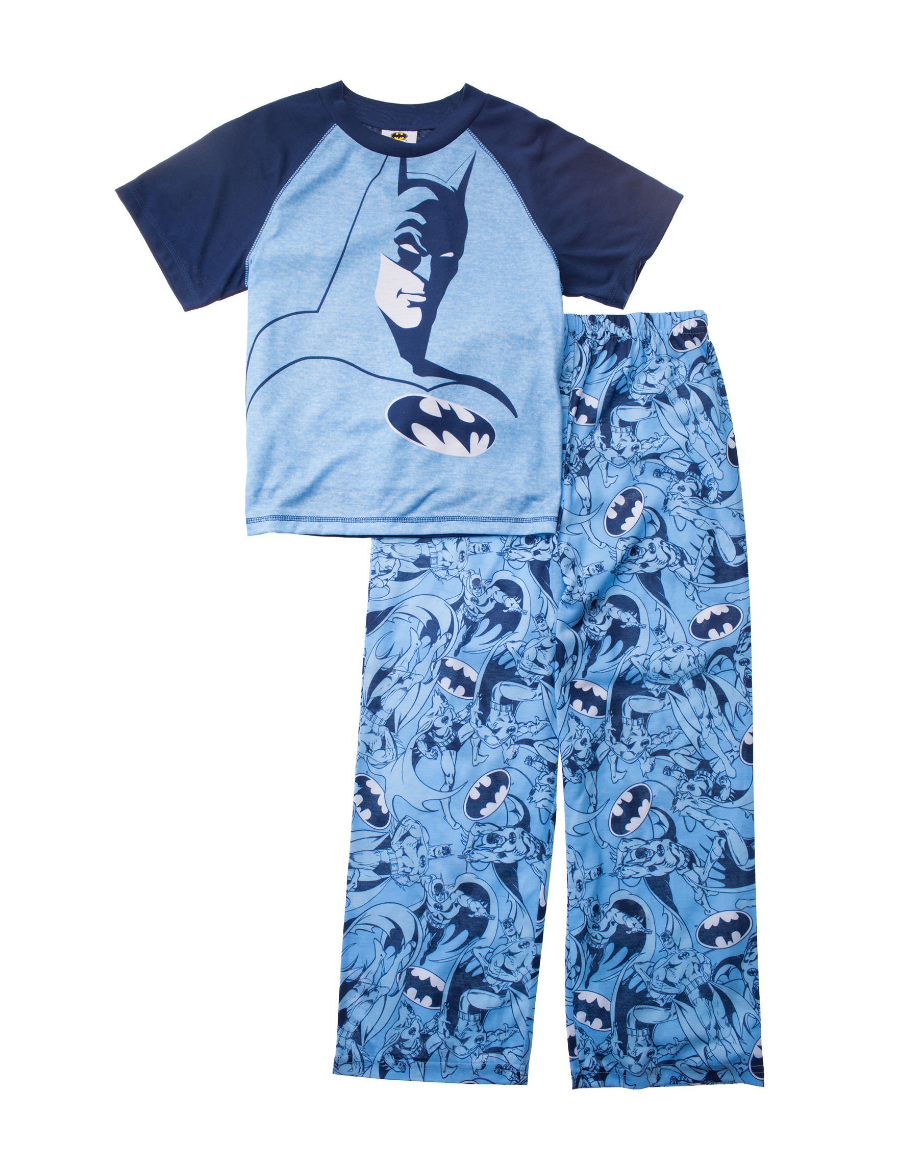 Licensed Navy / Blue Pajama Sets