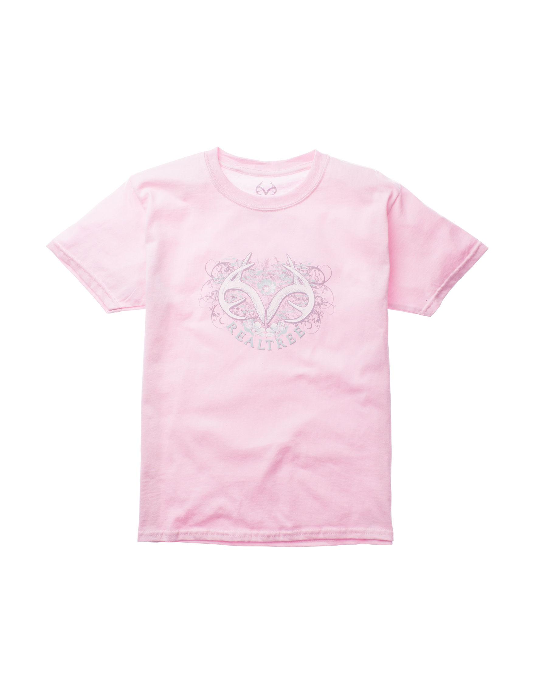 Realtree Pink Petal Tees & Tanks