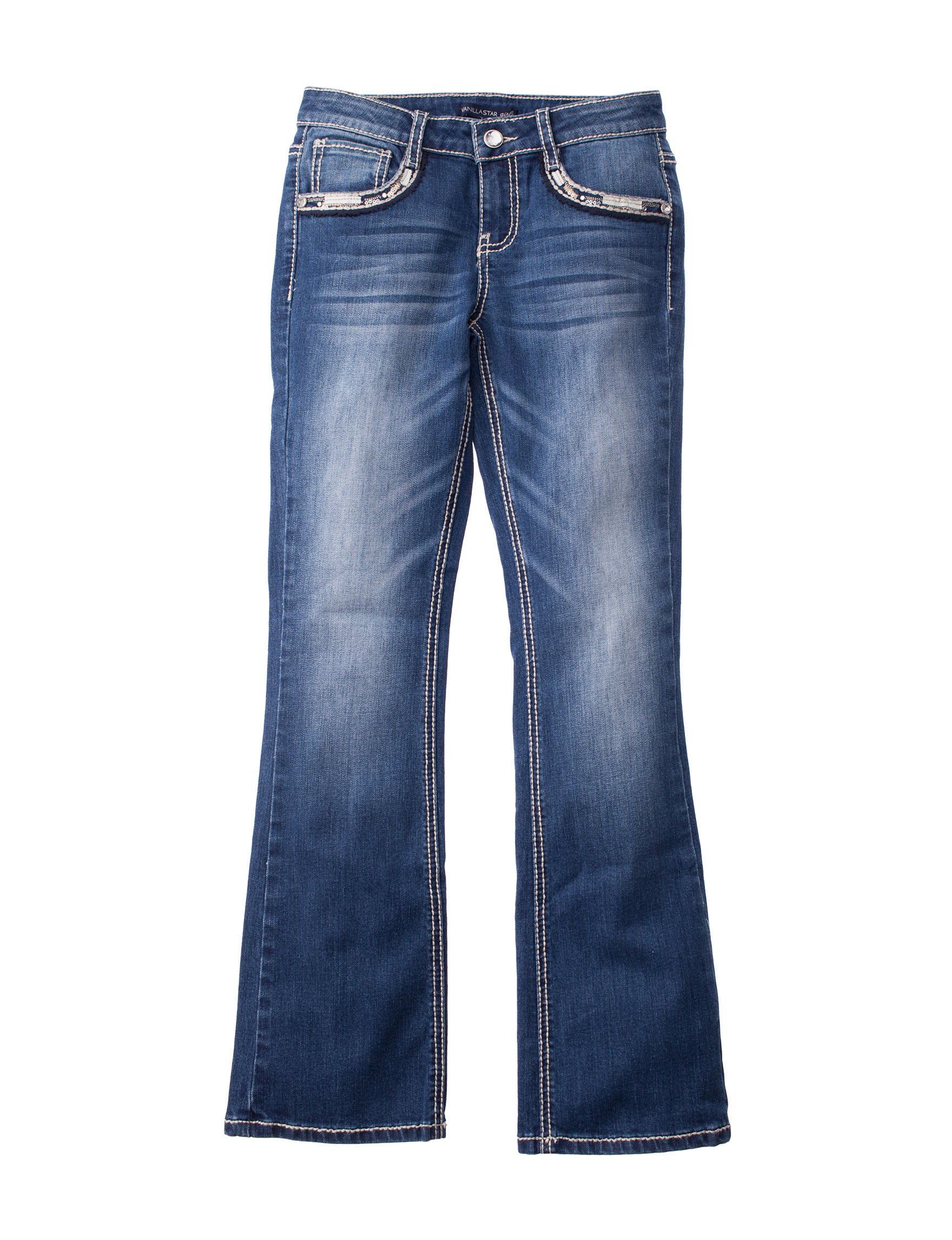 Vanilla Star Dark Wash Bootcut